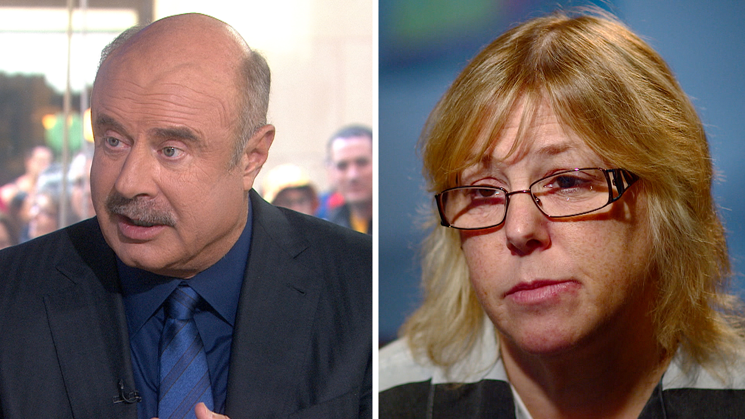 Dr  Phil on Joyce Mitchell's prison escape story: 'I don't