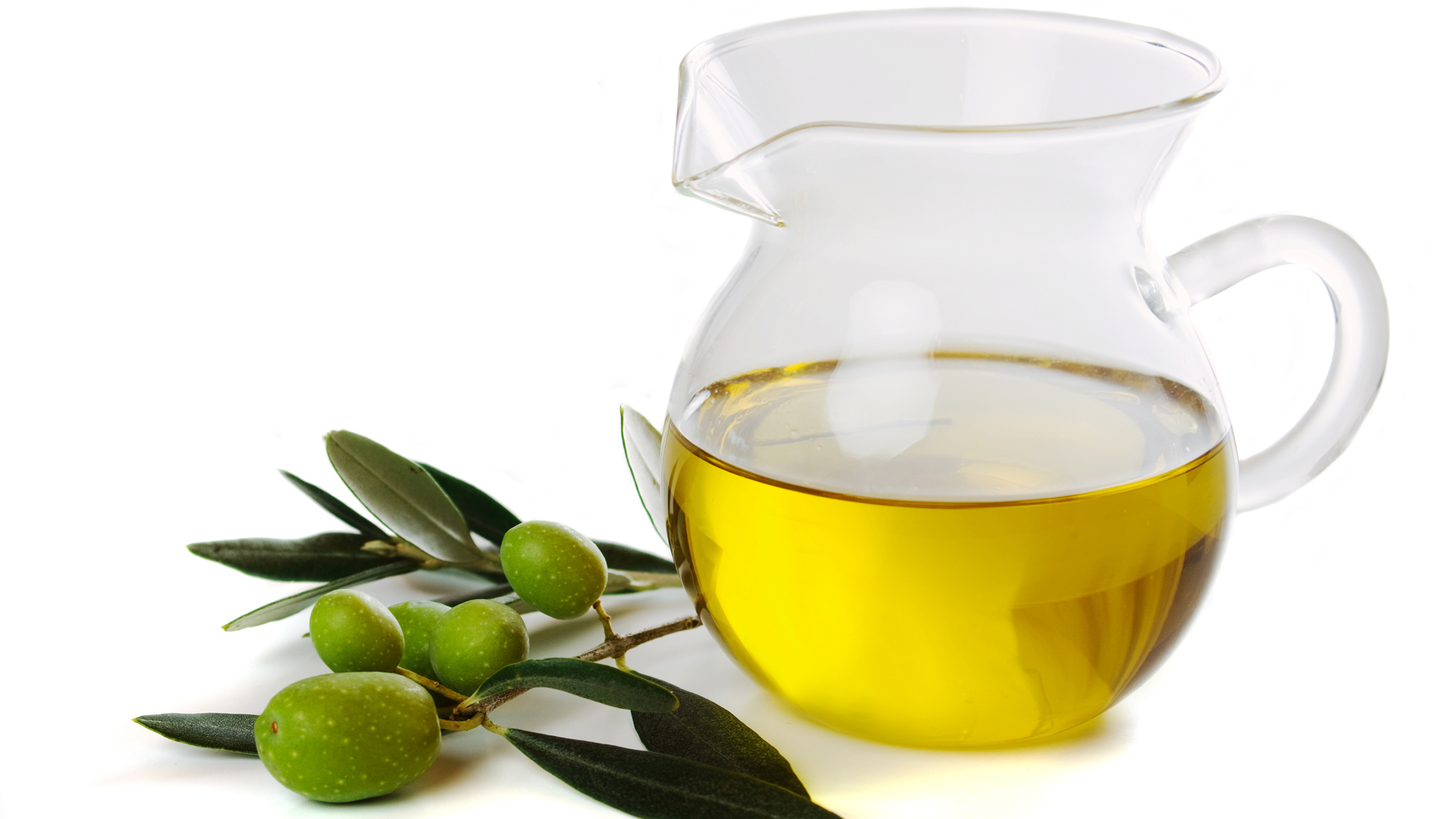 A lil olive oil goes a long way 9