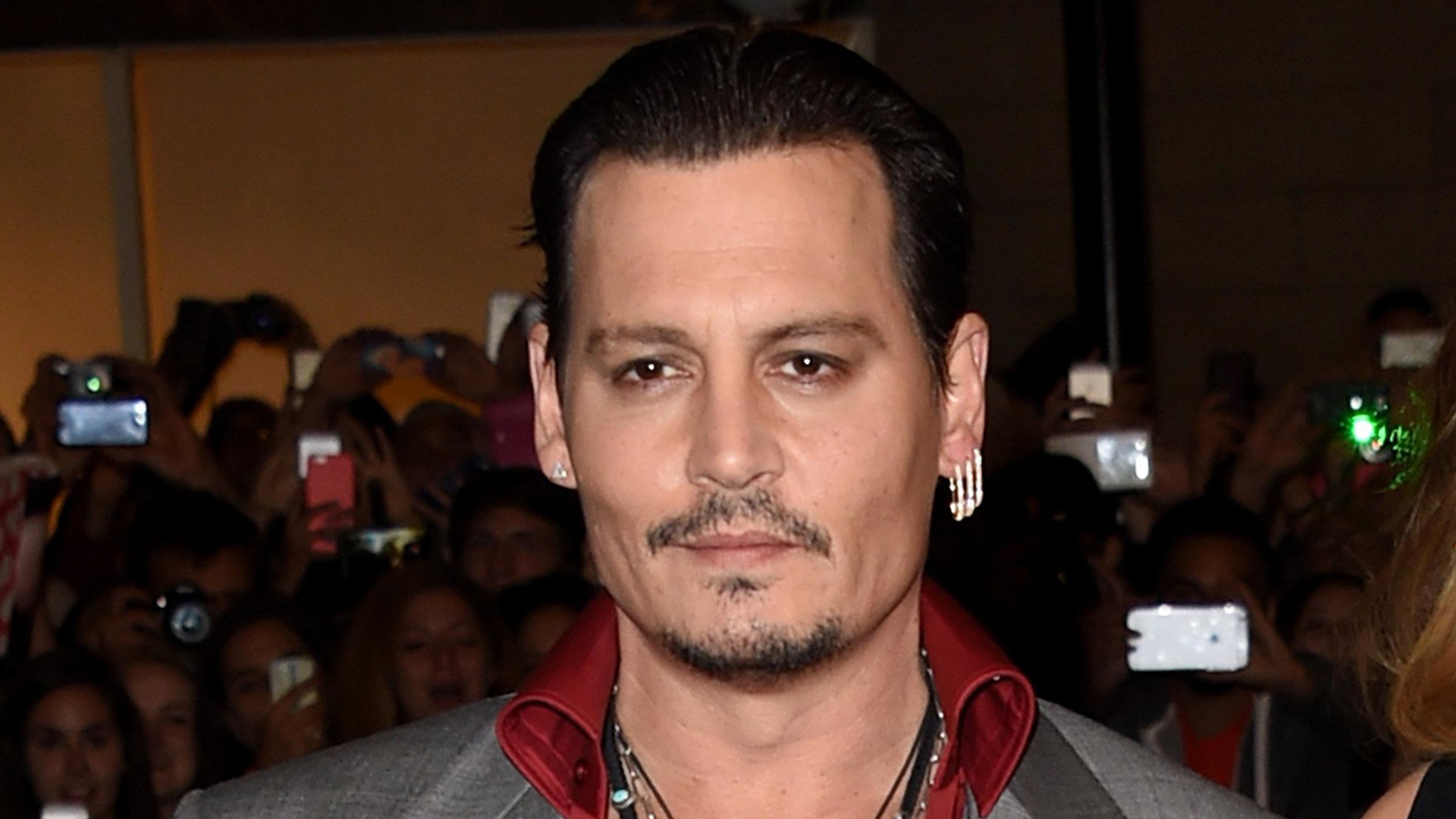 Johnny Depp will 'dest...