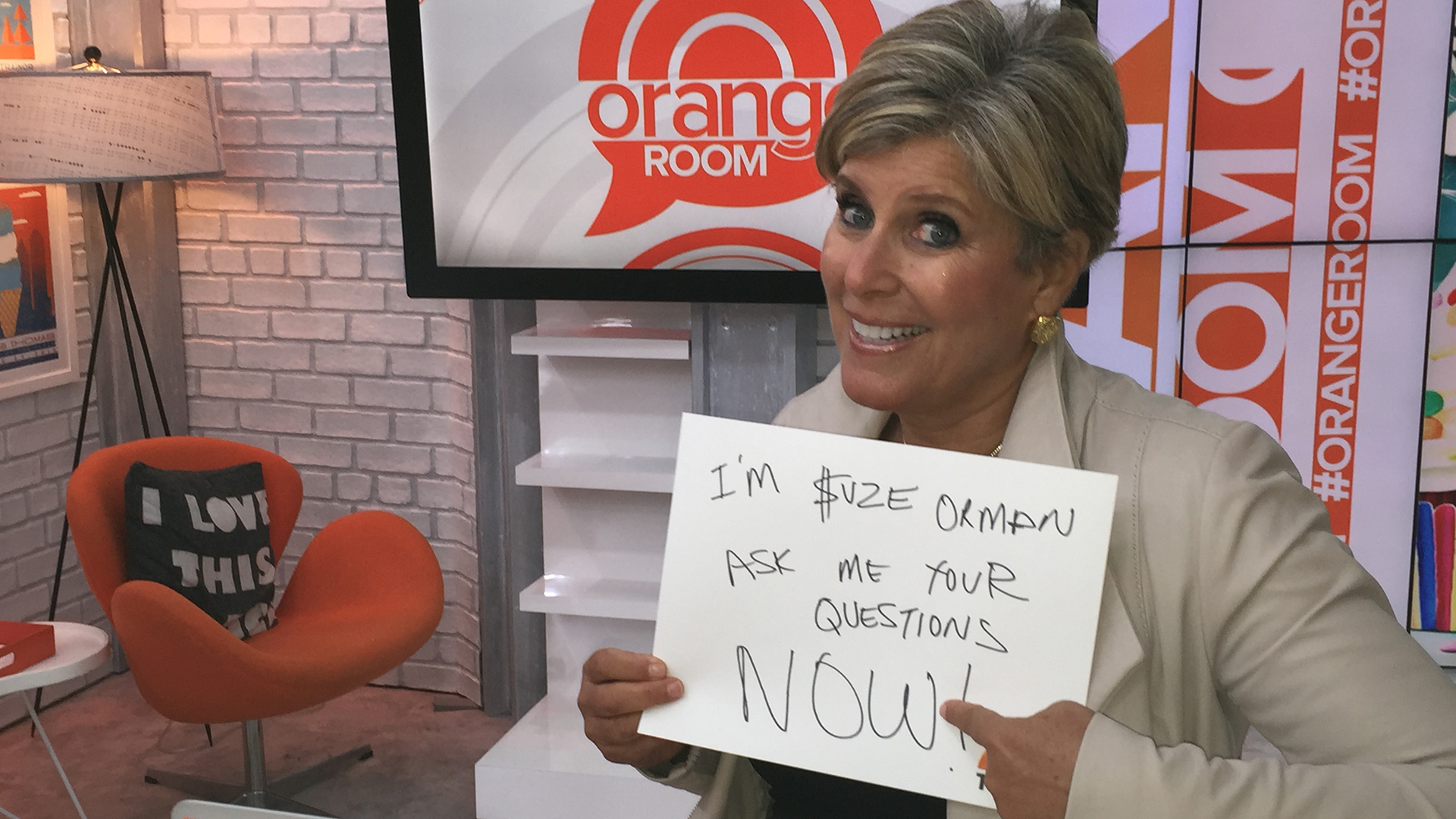 Suze orman answers 22 questions on student loans investing and suze orman answers 22 questions on student loans investing and retirement solutioingenieria Choice Image