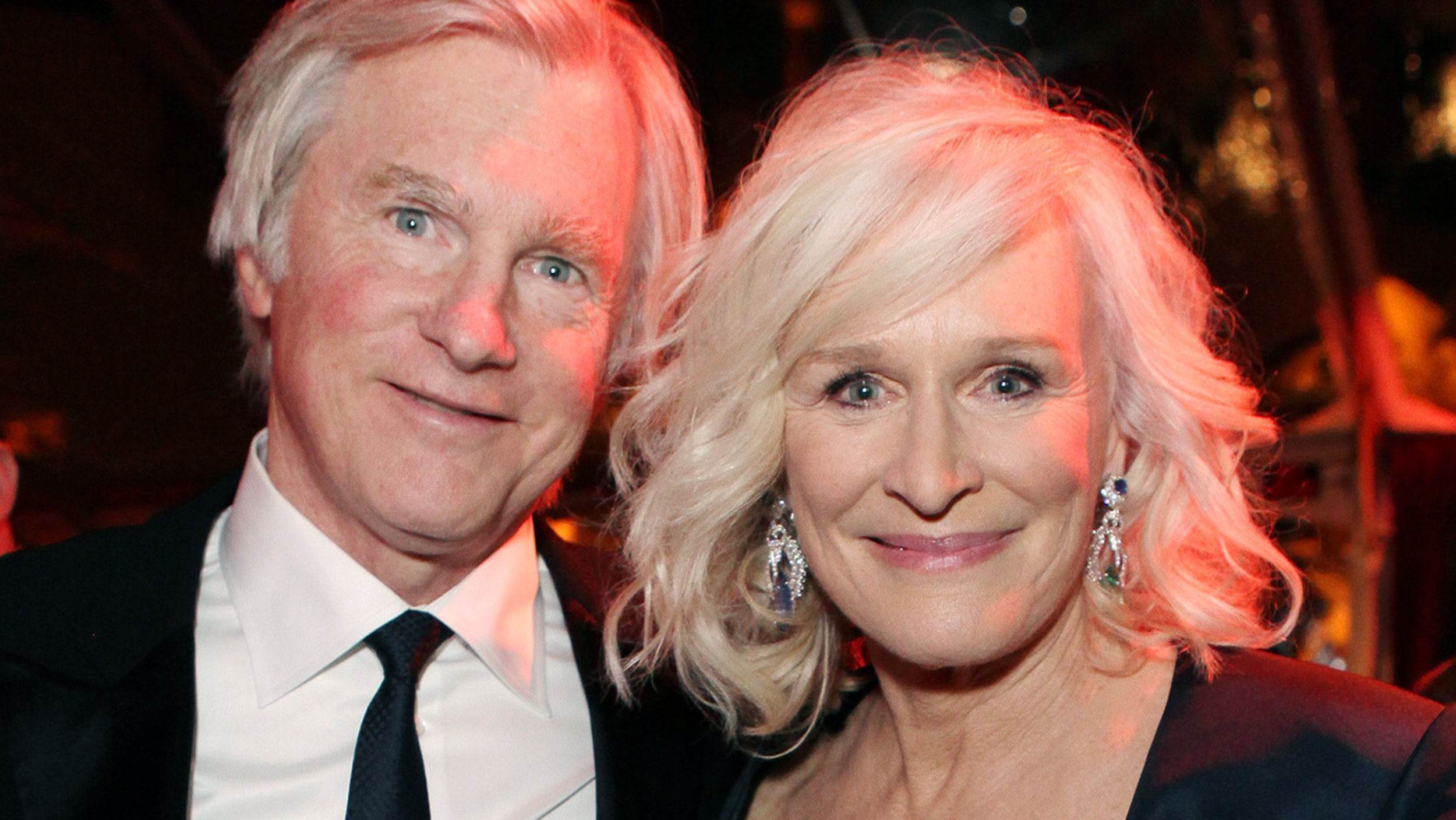 glenn close divorces third husband david shaw after nine