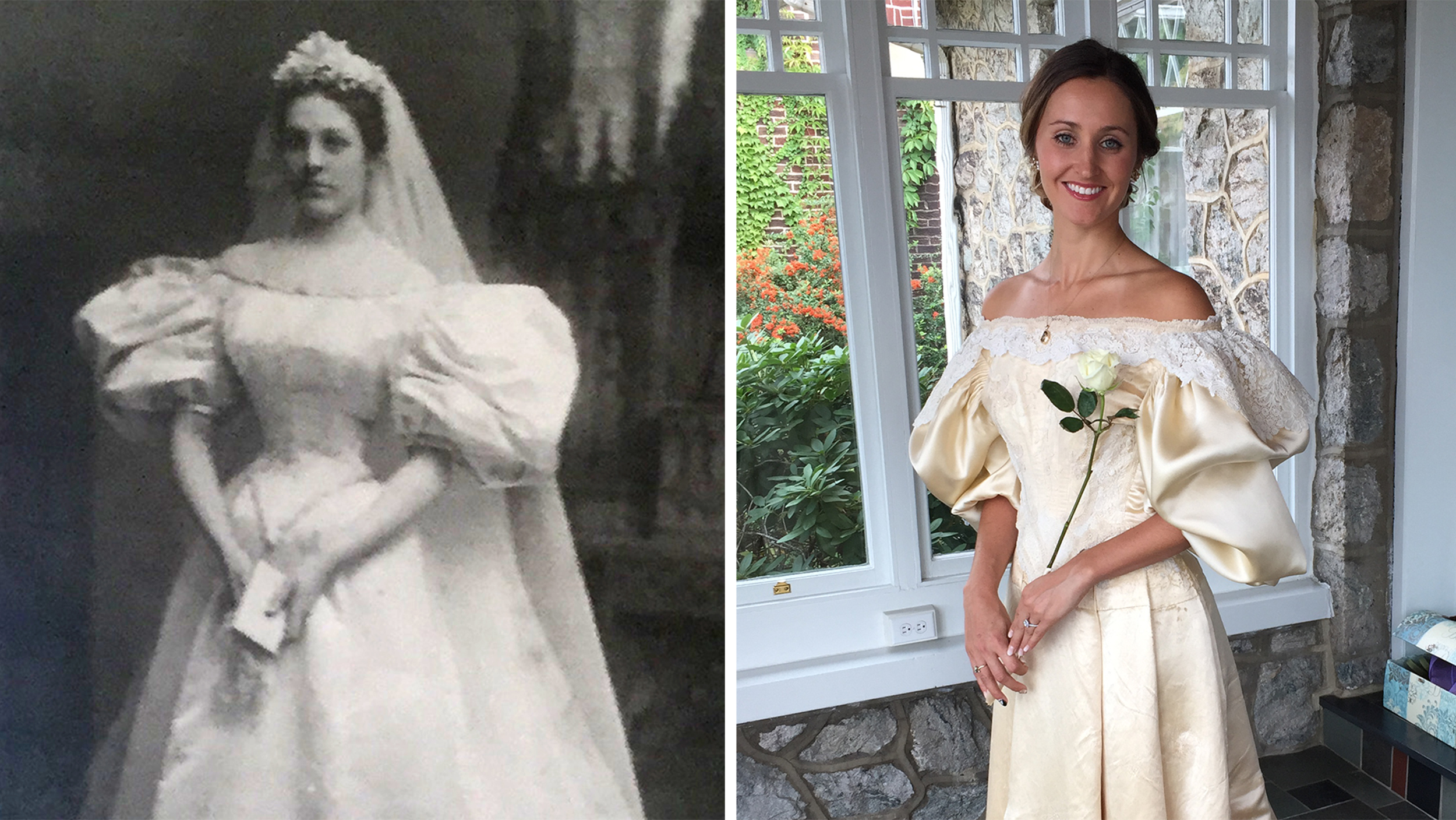 Bride Will Be 11th In Family To Wear 120 Year Old Wedding