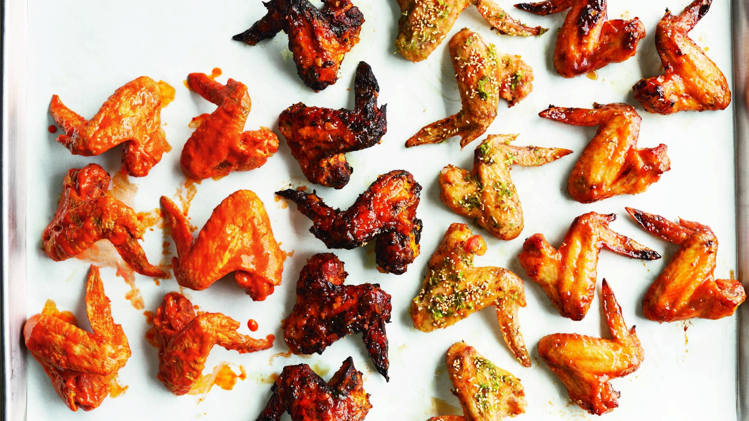 martha stewart s 4 chicken wing recipes