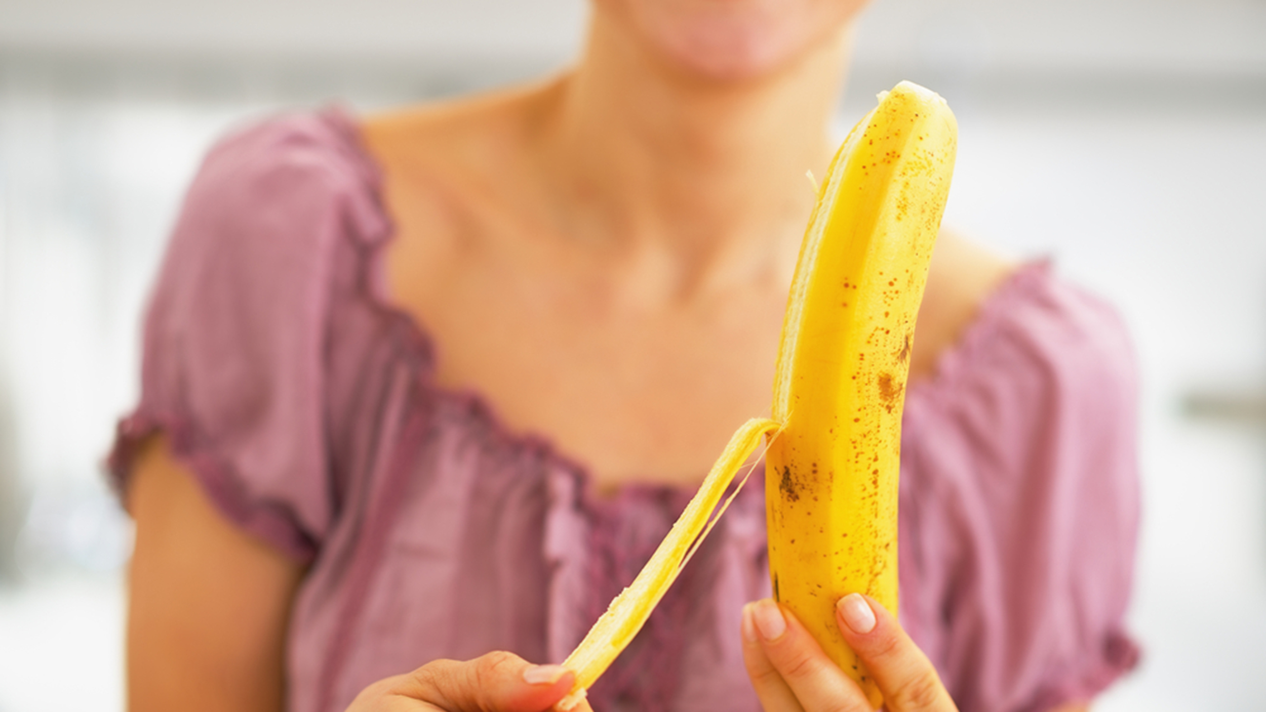 Should You Be Eating Banana Peels The Science Is Slippery