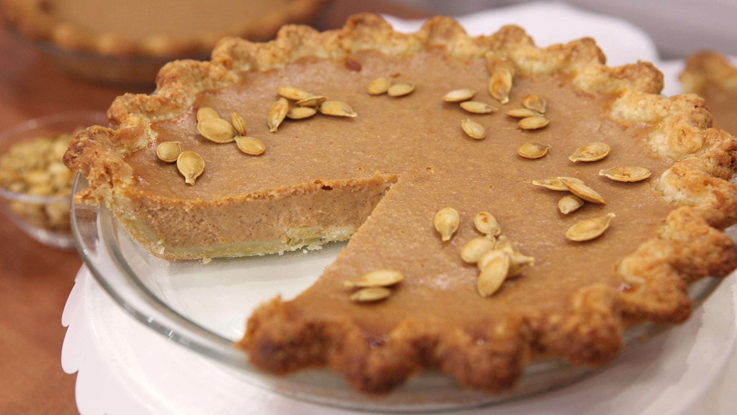 Cardamom Pecan Pie recommendations