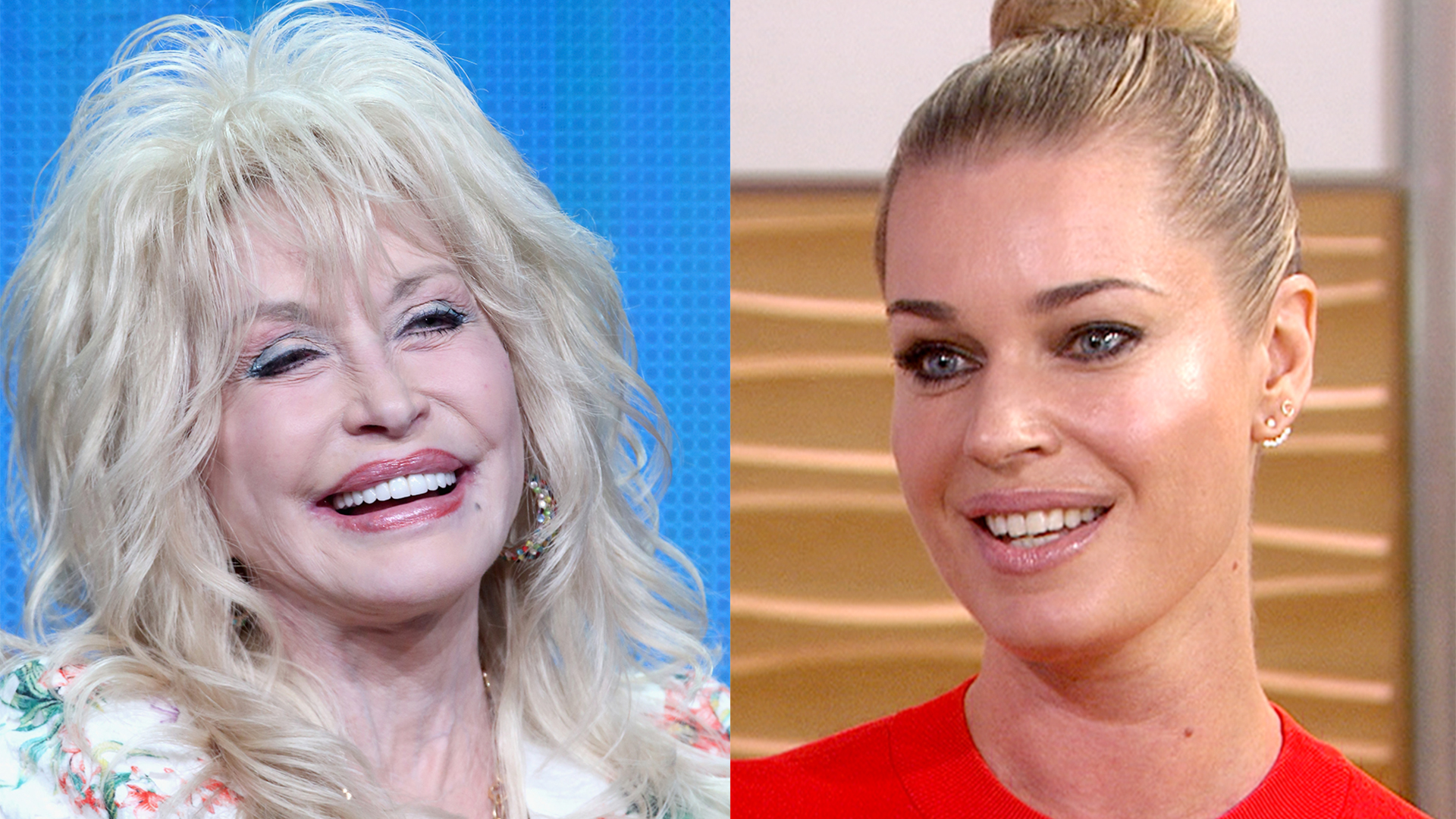 Rebecca romijn named daughter after dolly parton and for What is dolly parton s husband s name