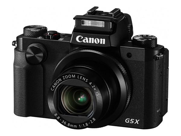 Canon Updates Compact Camera