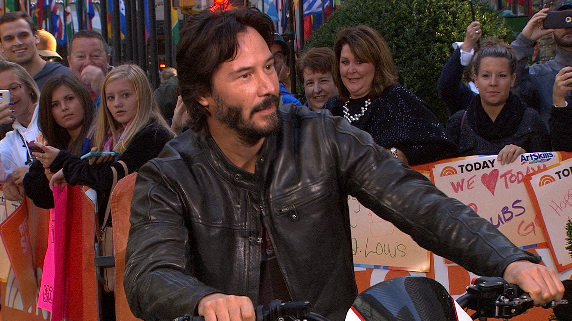 Keanu Reeves And Neiman Marcus Offer Excellent Motorcycle