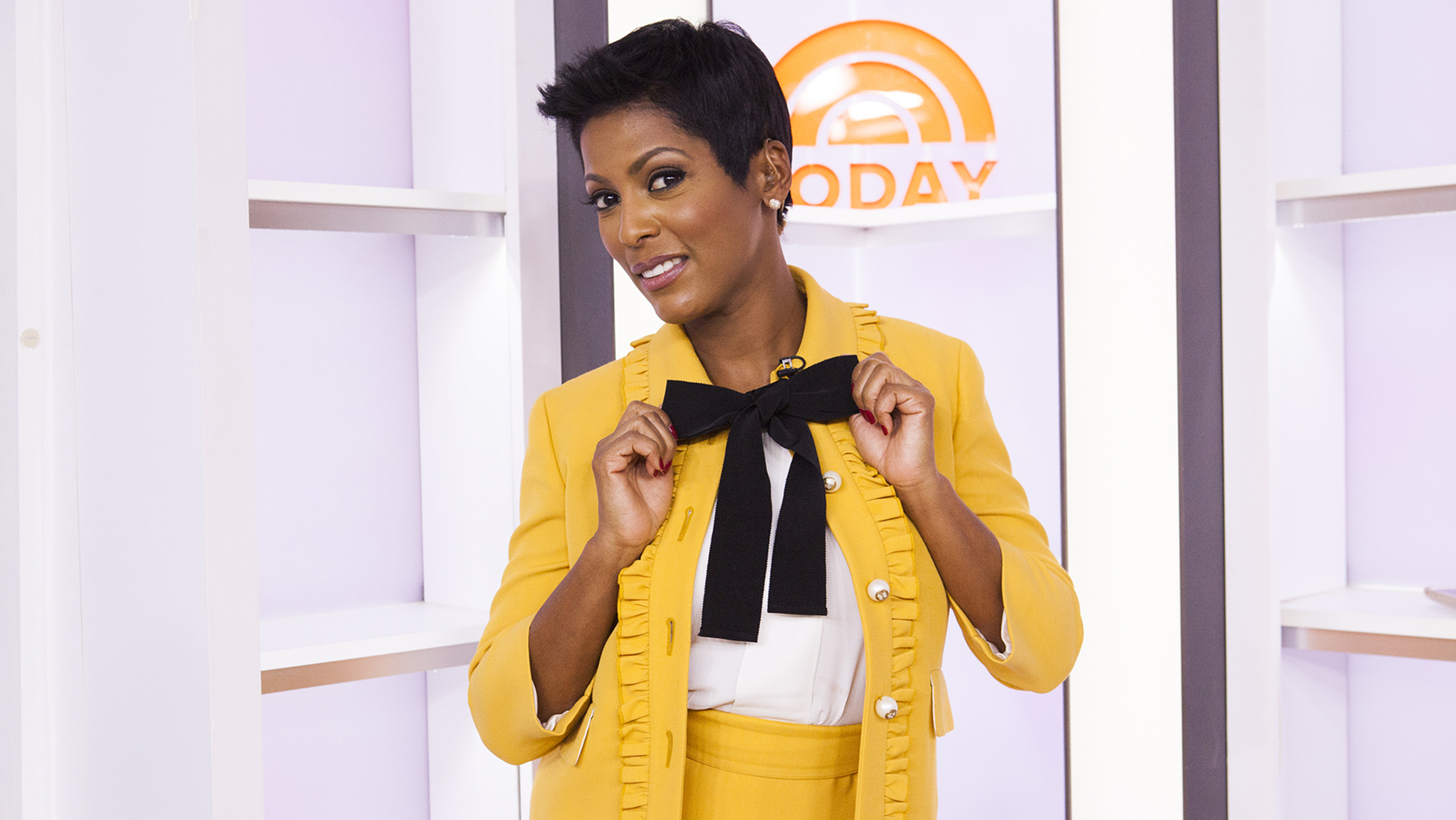Tamron Hall - hottest news anchors in the world