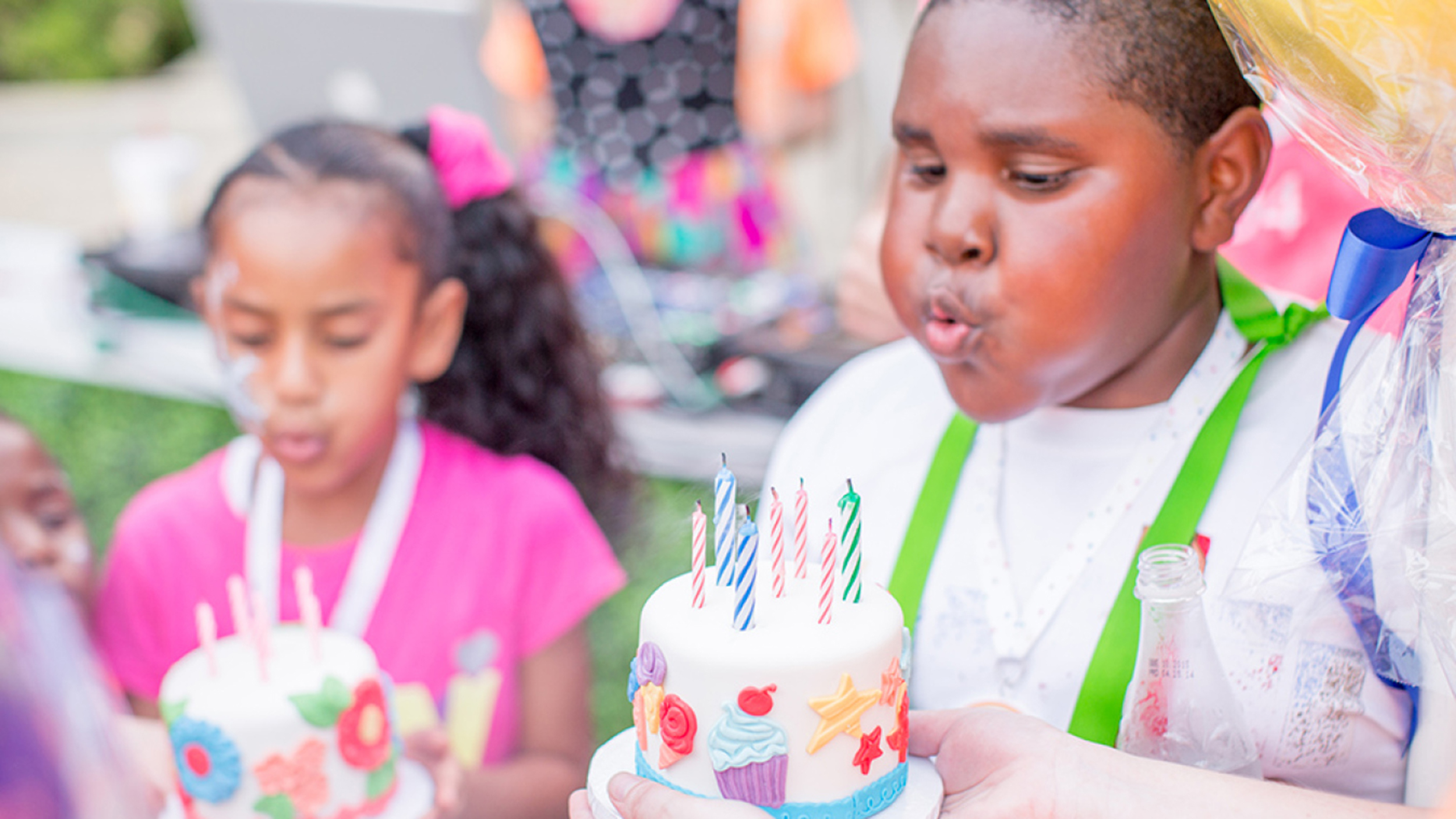 The Birthday Party Project Throws Parties For Homeless Kids Nationwide