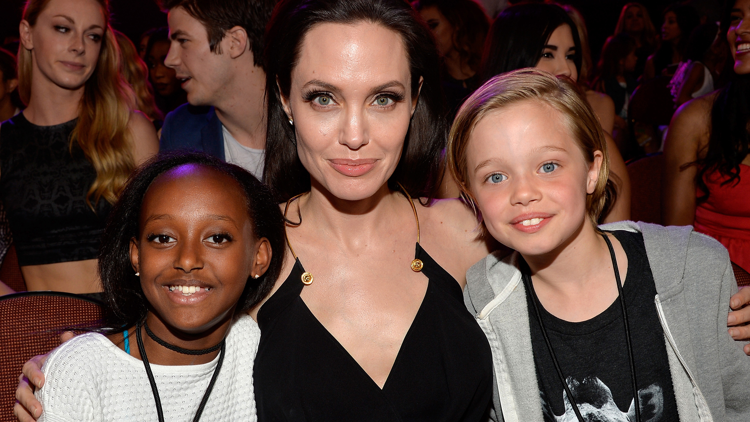 Angelina Jolie Reveals The Moment She Knew She Wanted To