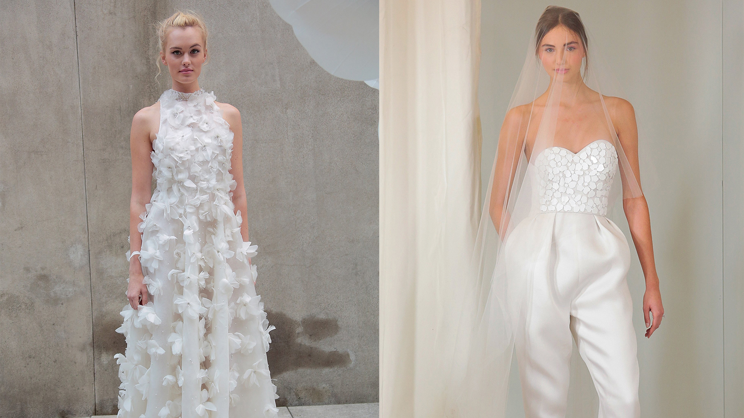 The 10 Wedding Dresses You Must See From Bridal Fashion