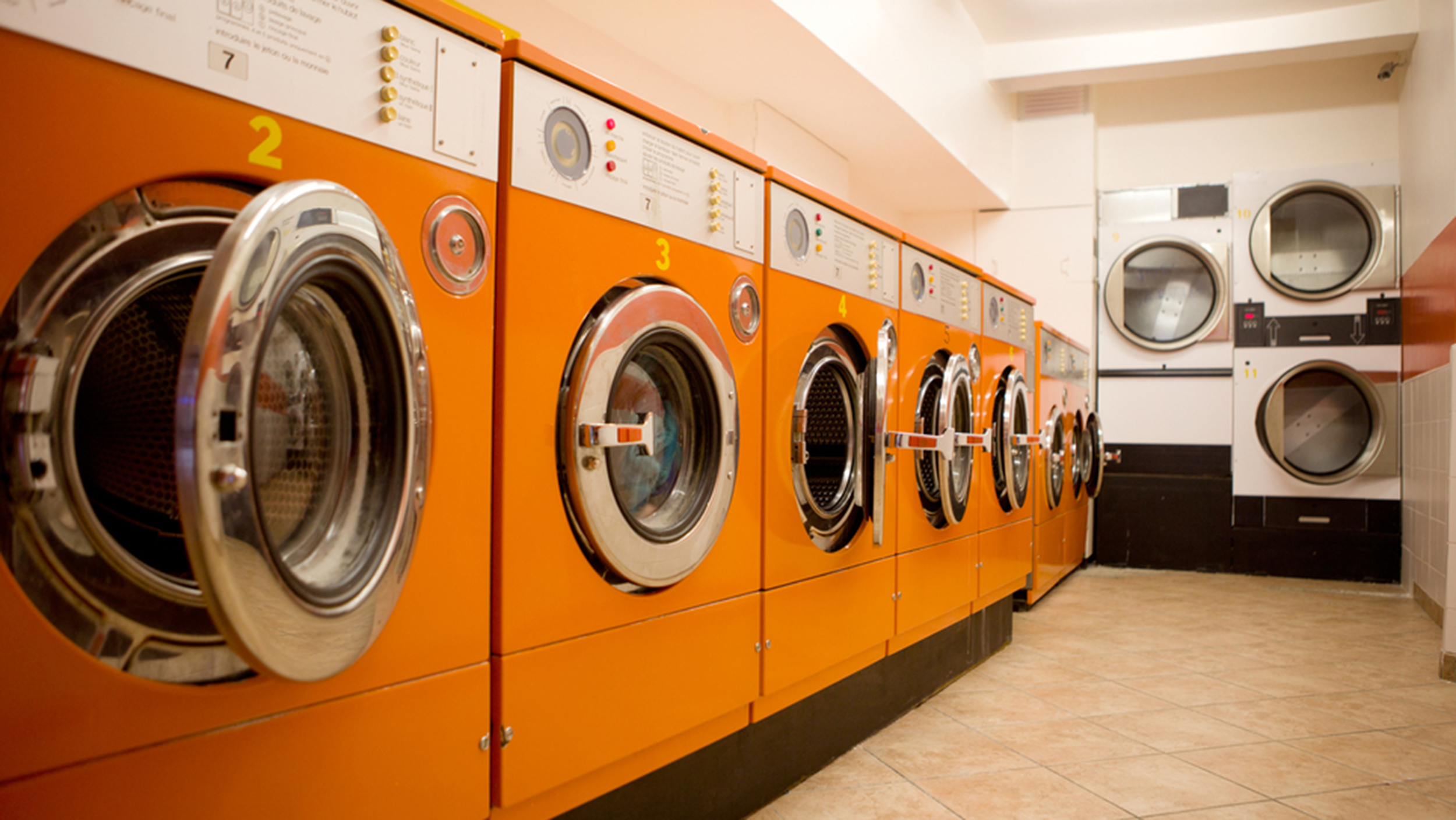Sobbing during spin cycle? Why Laundromats can make you ...