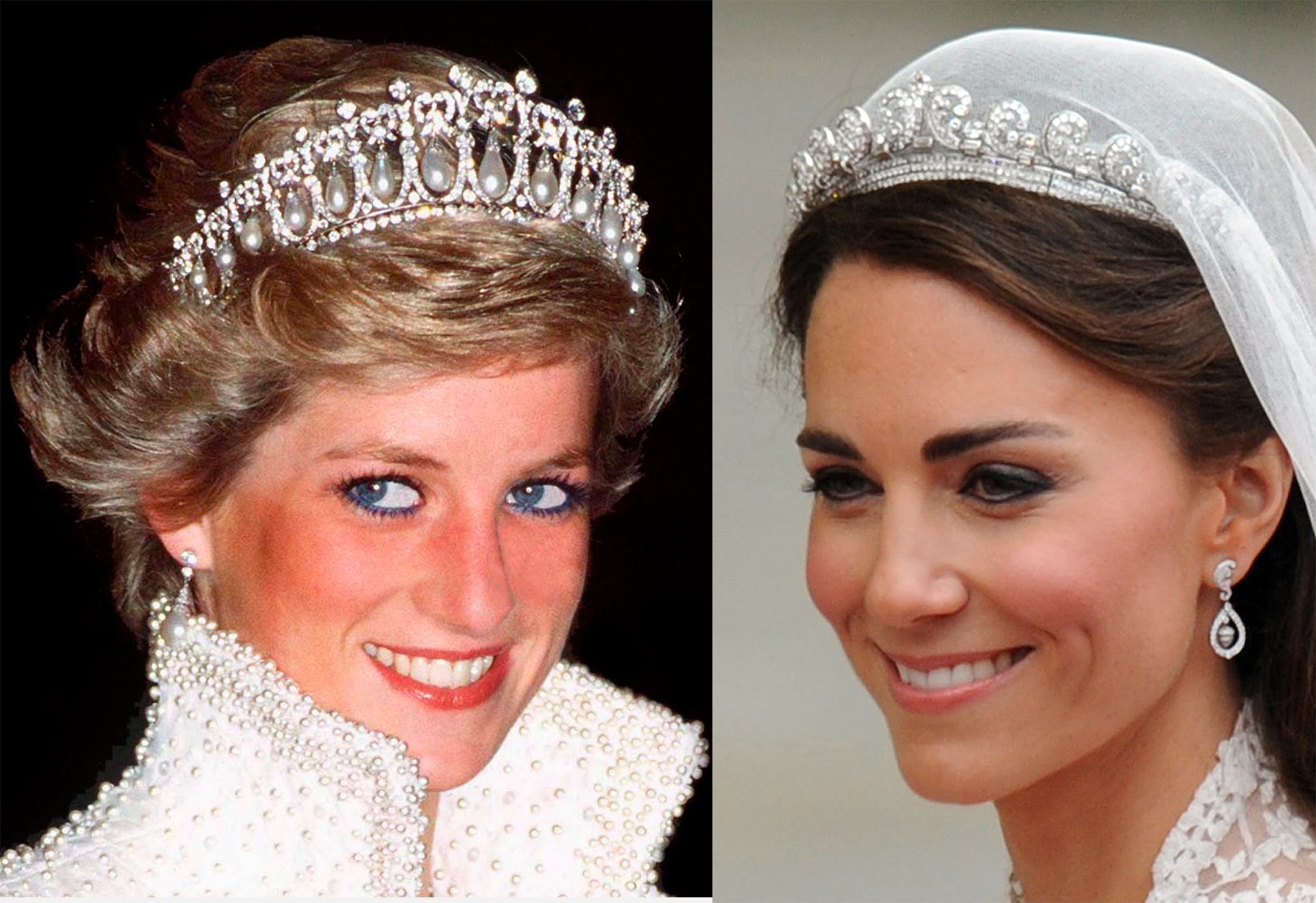 Tiaras And Crowns A Look At The Headpieces Of The British Royalty