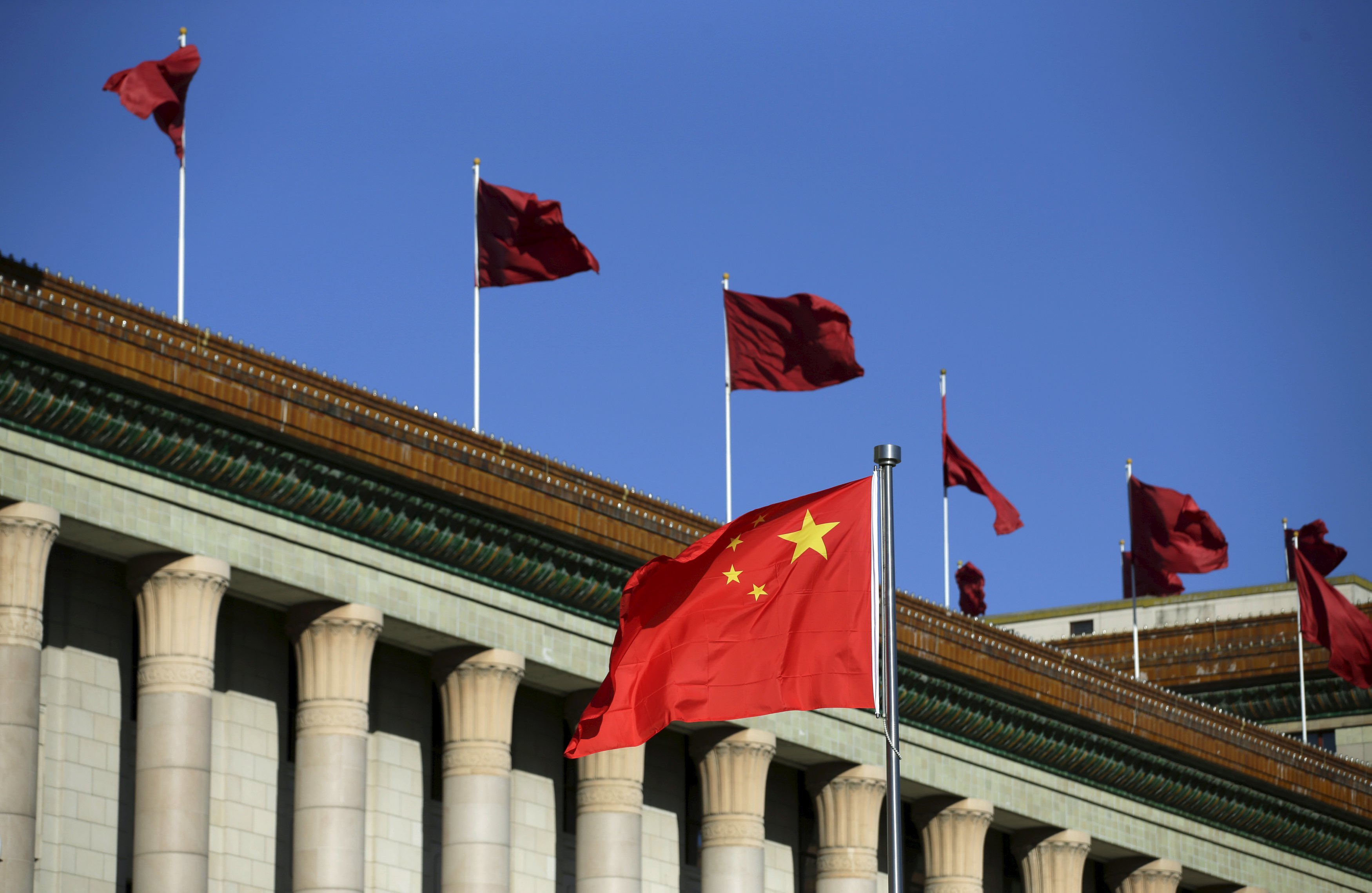 Virginia Man Charged With Spying for China