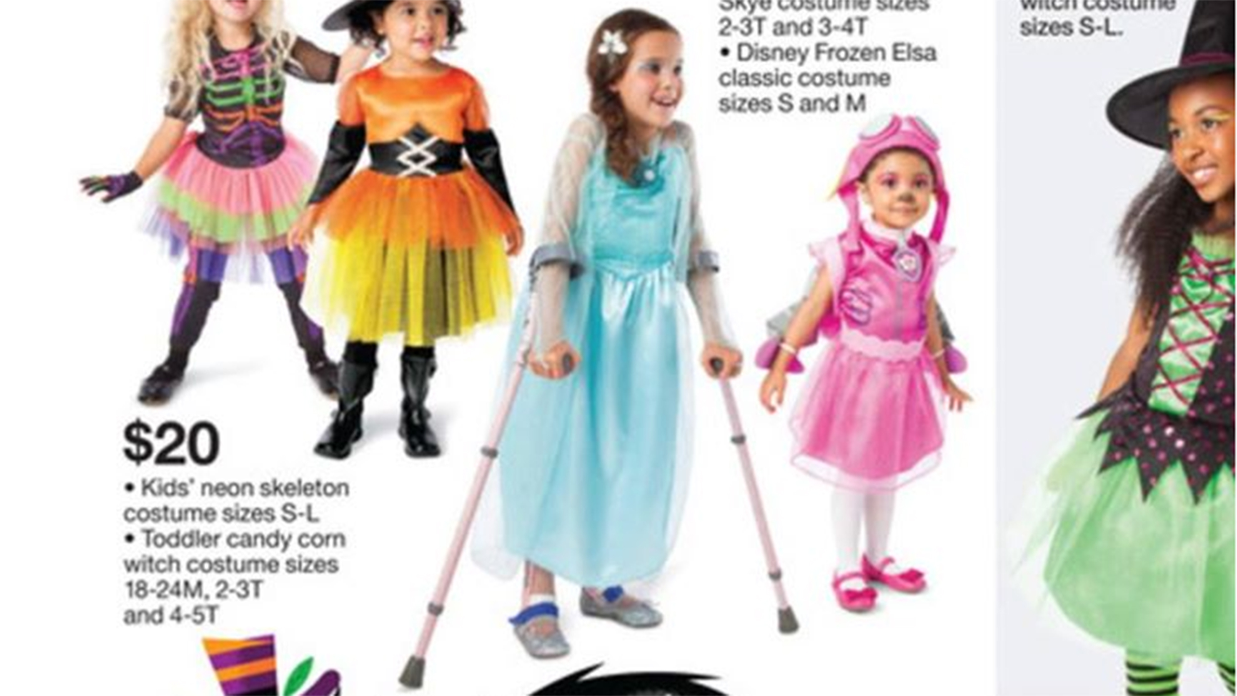 Special needs mom cheers Tar ad featuring girl on crutches