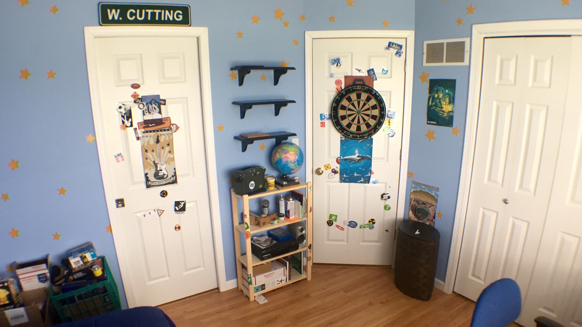 Teenage Brothers Re Create Andy S Room From Toy Story 3