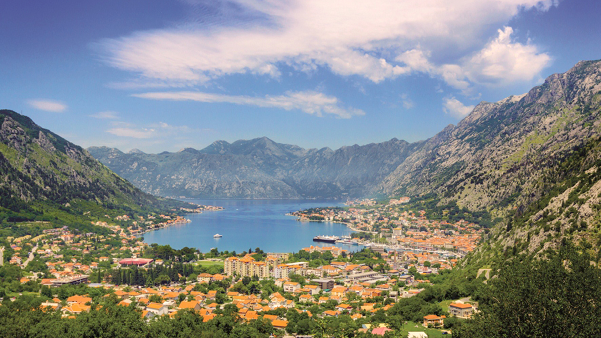 Lonely Planet's top travel destinations for 2016 include Transylvania and Kotor