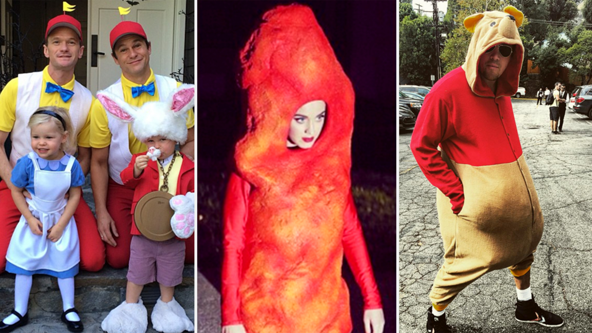 5 Celebrity Halloween Costume Ideas! Ariana ... - YouTube
