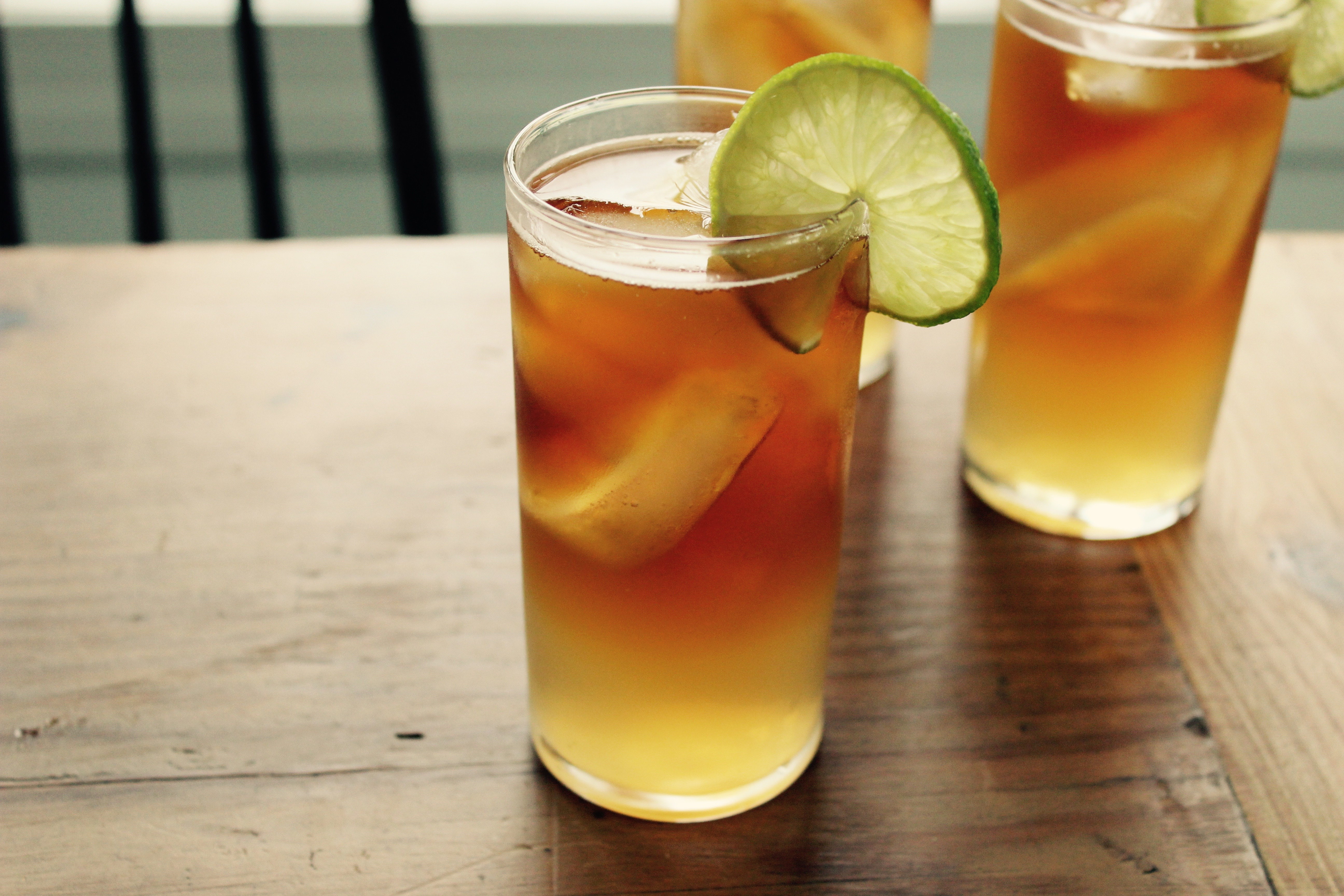 how to make a dark and stormy