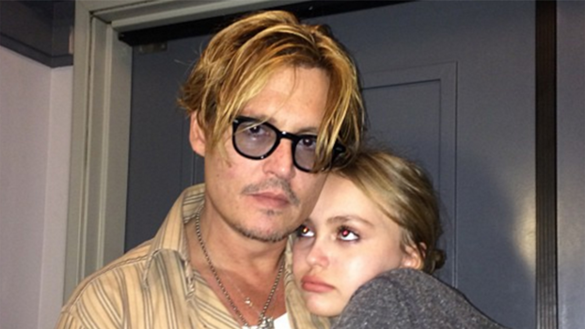 Johnny Depp on daughter Lily-Rose: 'I'll never stop ...