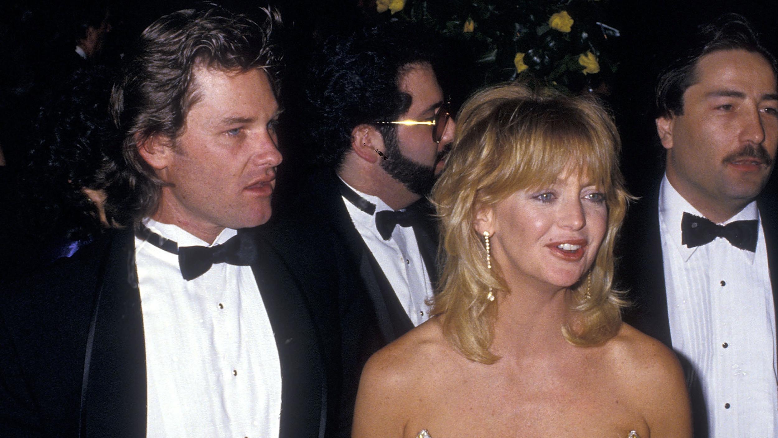 Goldie Hawn turns 70: See actress talk motherhood, Kurt ...