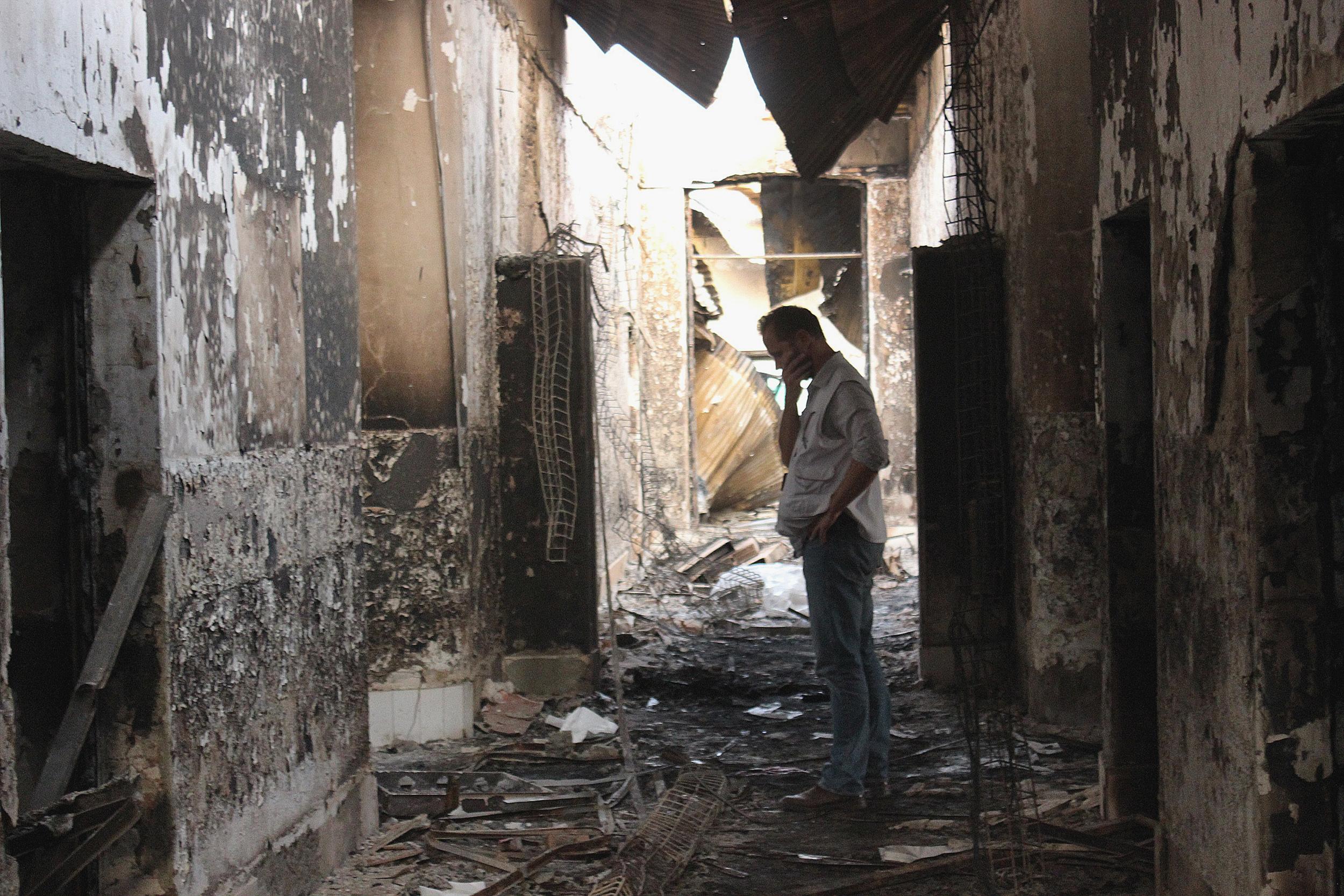 Pentagon Punishes 16 for Afghan Hospital Airstrike