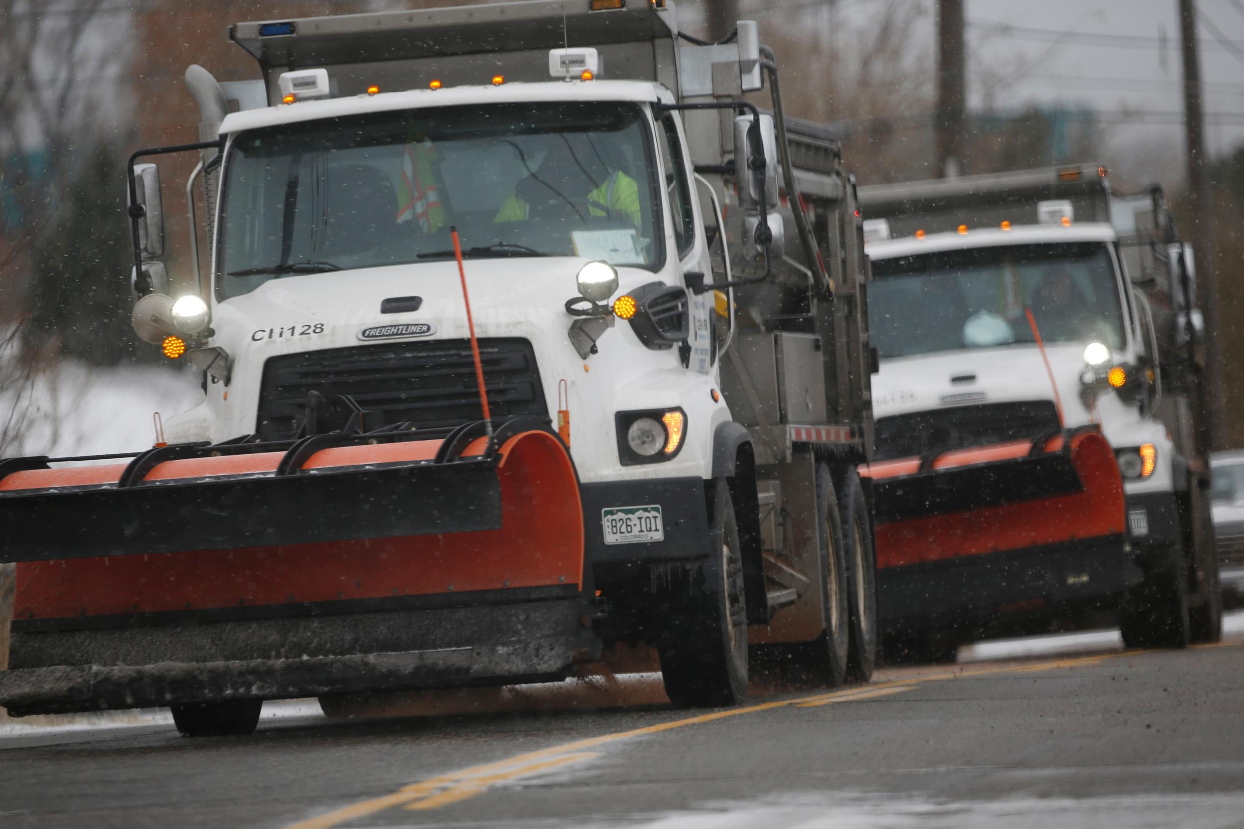 Buyers Beware: Ice Storm Poses Black Friday Threat