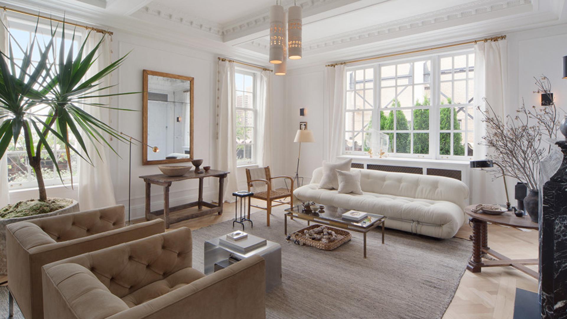 nate berkus and jeremiah brent list chic manhattan apartment