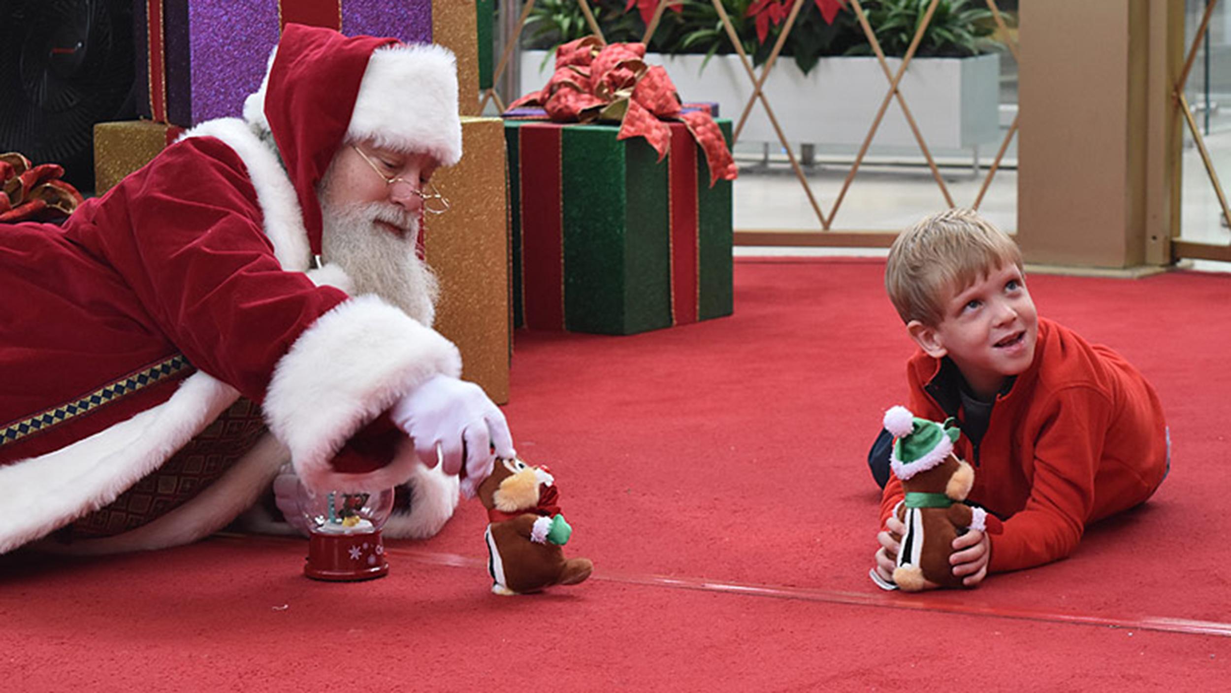 Christmas Shoes Series