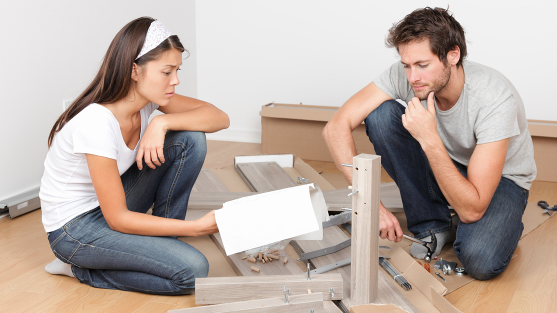 Men or women Who39s better at assembling IKEA furniture TODAYcom. Ikea furniture assembly