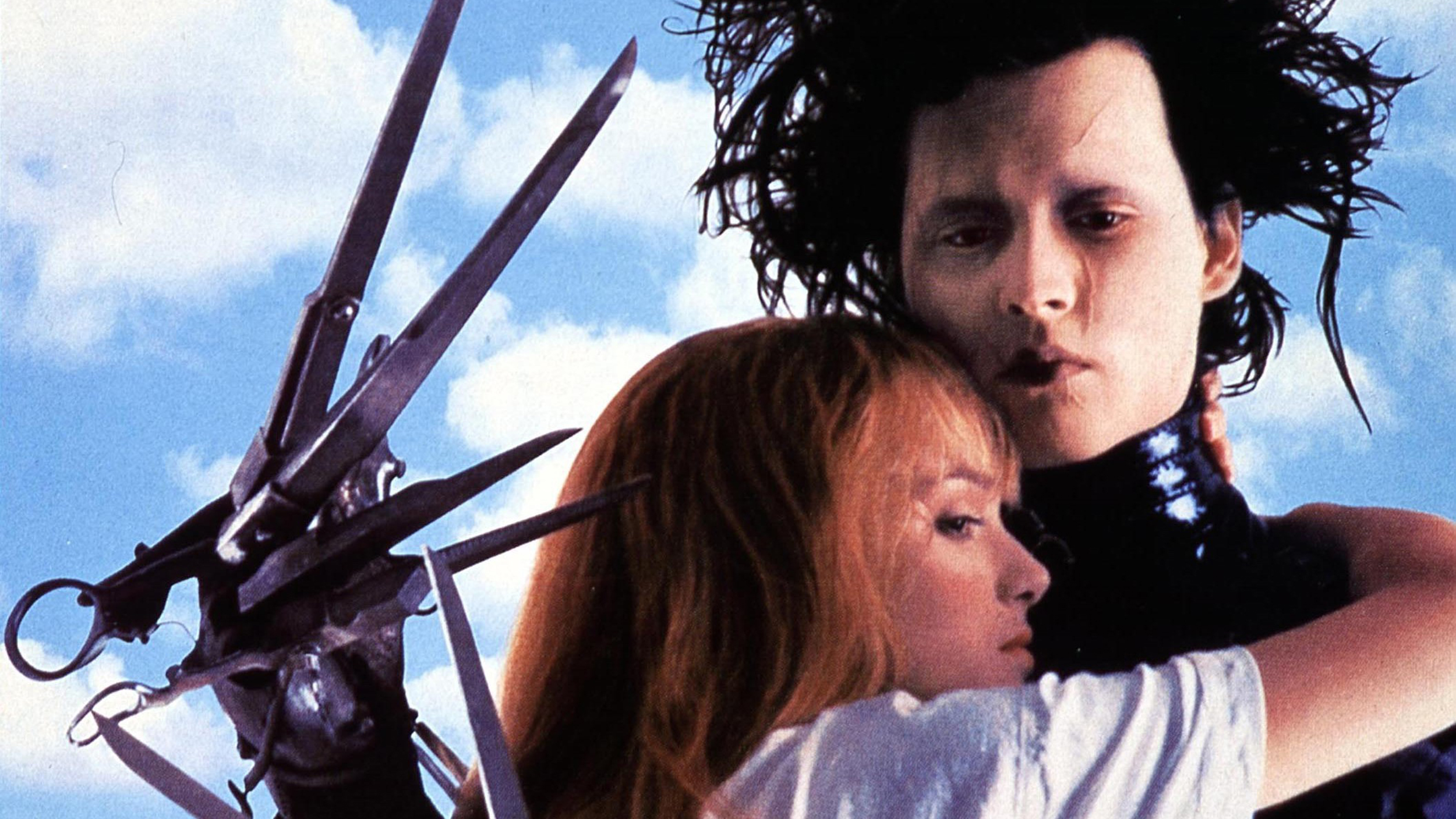 Edward Scissorhands Turns 25 This Month. How Did That Happen