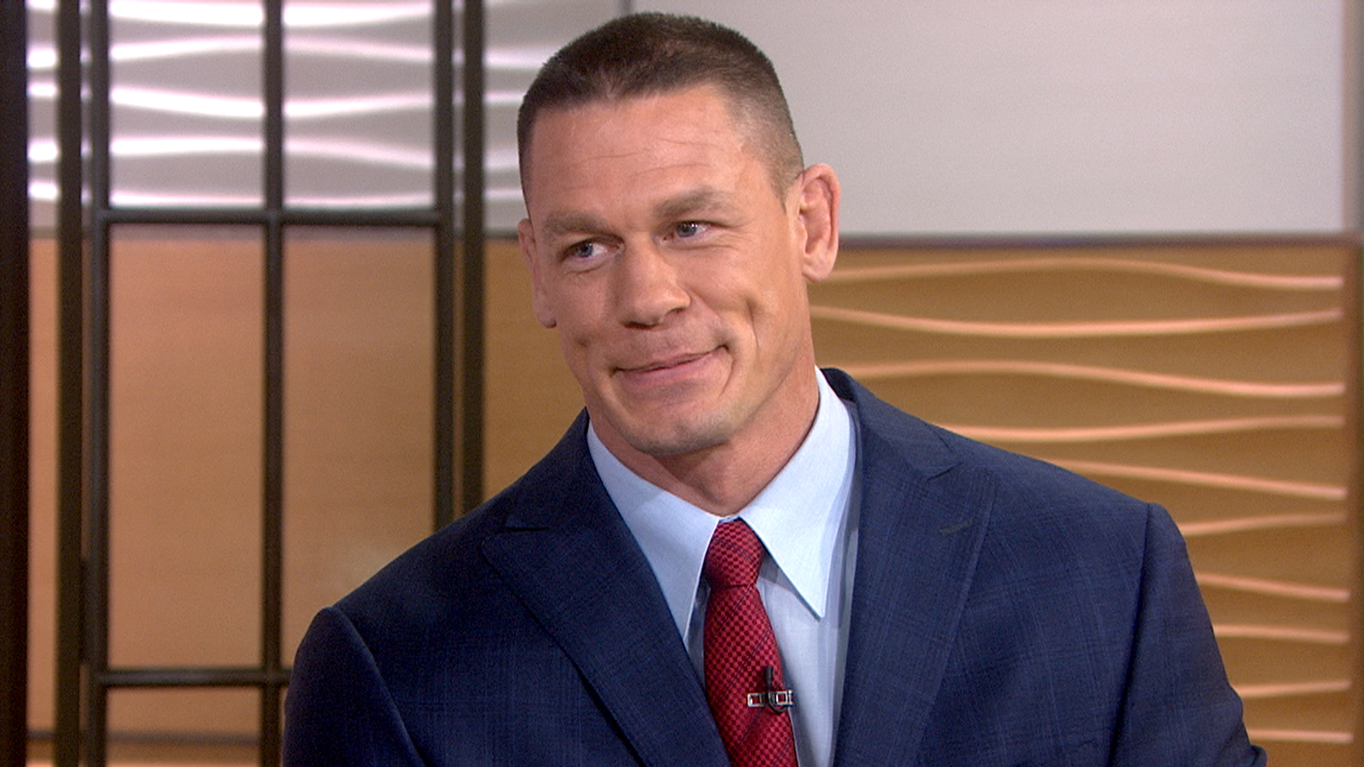 john cena is saving a special dance for his girlfriend 39 i. Black Bedroom Furniture Sets. Home Design Ideas