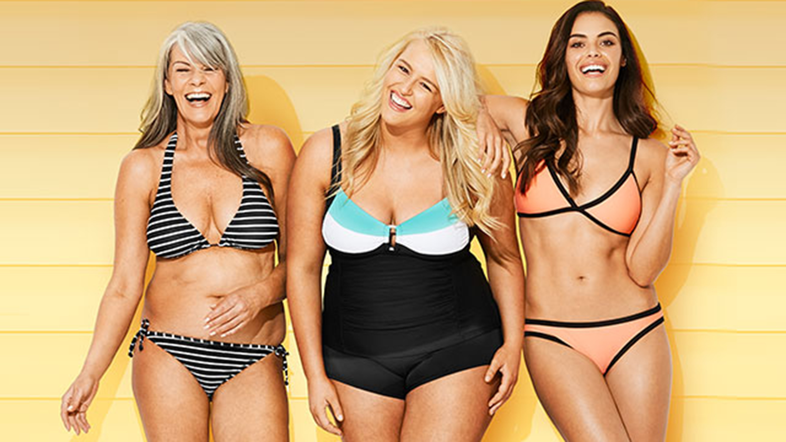 Target Australia promotes body positivity in new swimwear ad ...