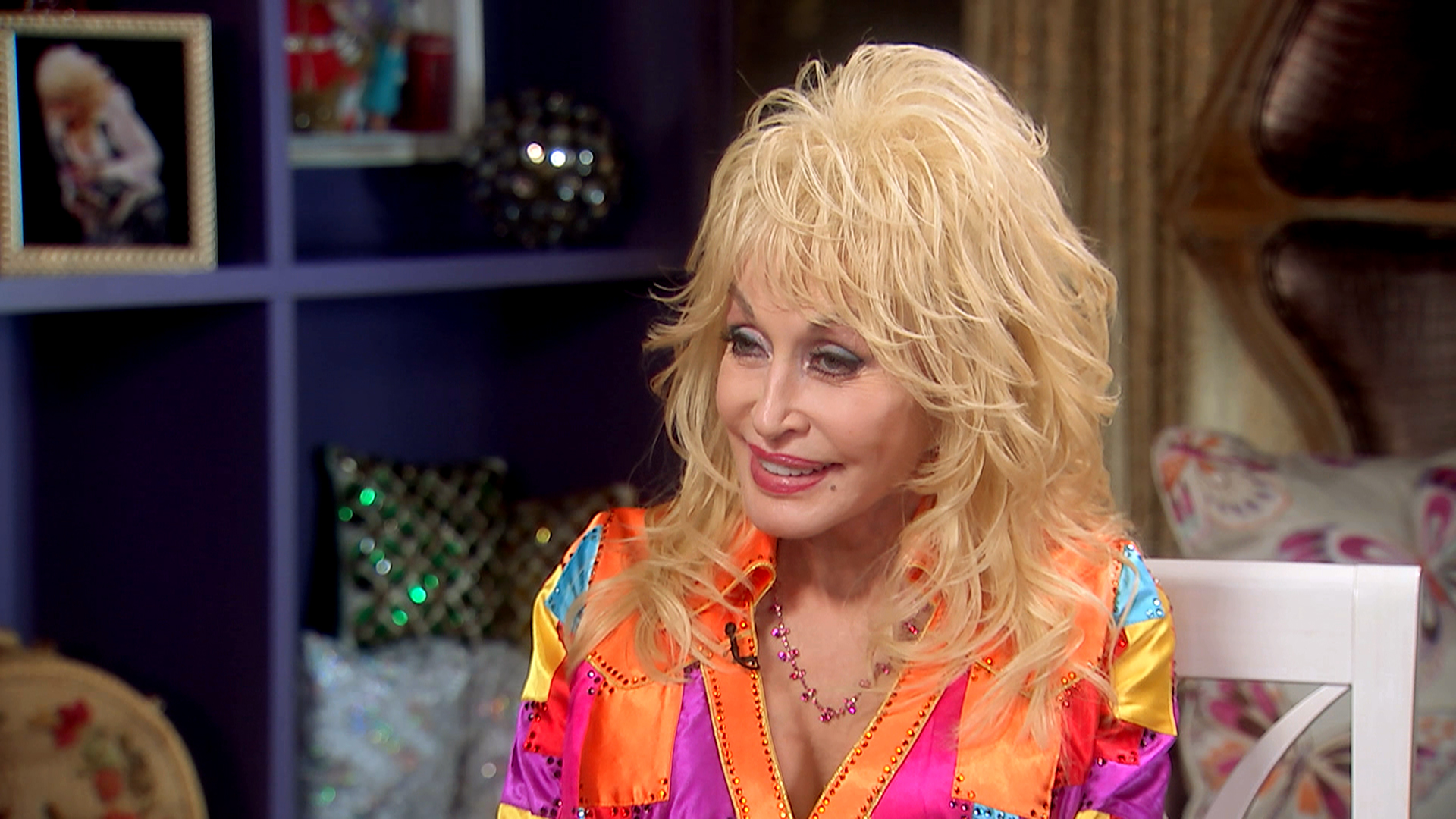Dolly Parton: Dolly Parton On Her Childhood: 'We Were Rich In Things