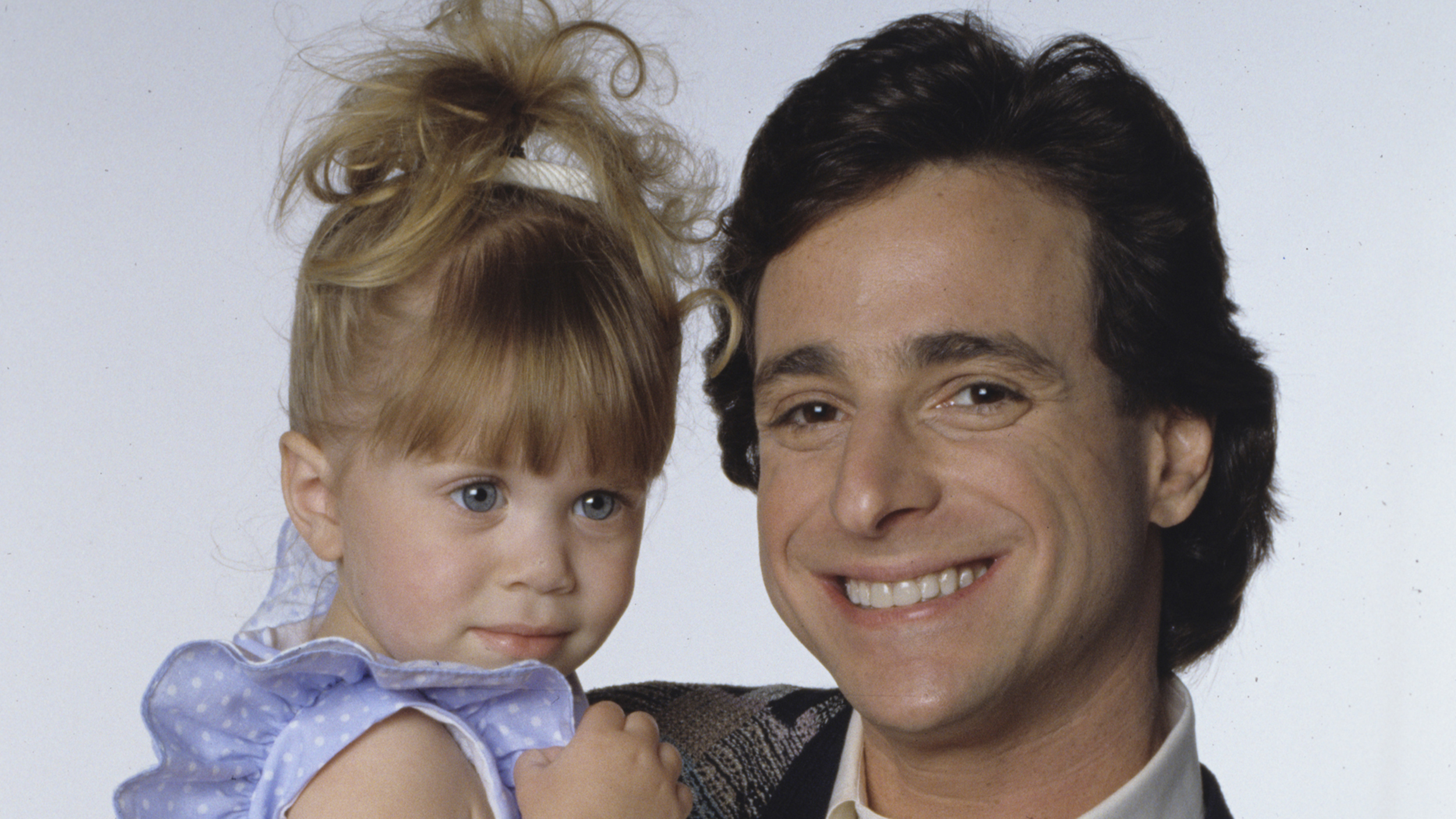 Full House reunion Bob Sa and Ashley Olsen join forces for a