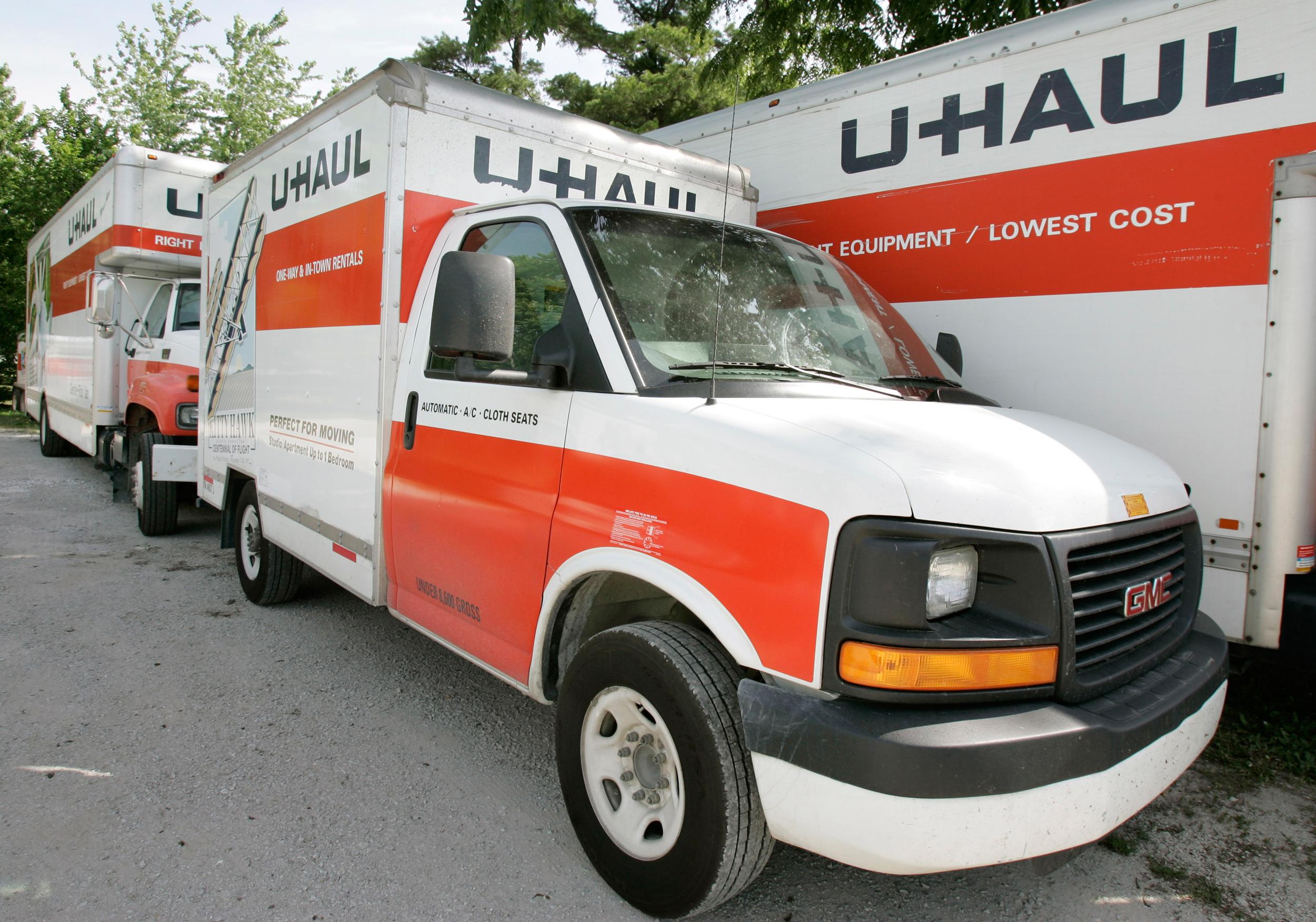 u haul drivers for hire