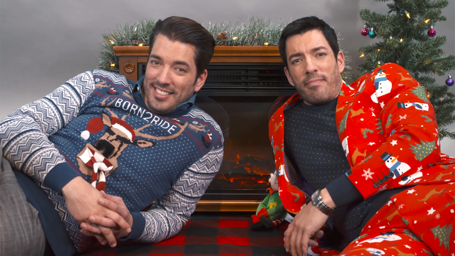 Property Brothers Stress Free Holiday Style Ideas For Home