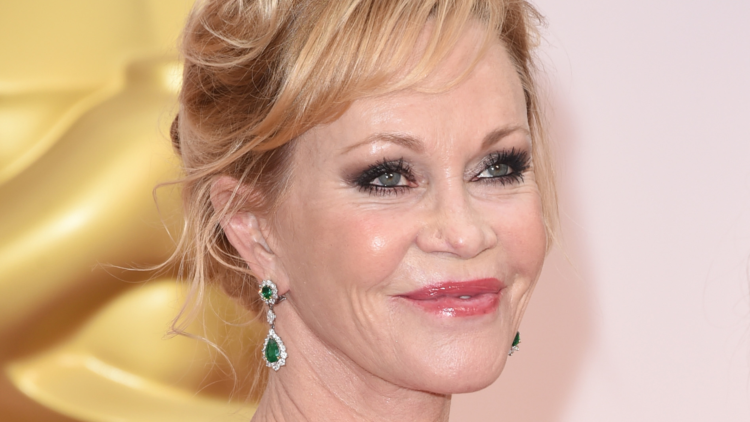 Melanie Griffith Shares Unfiltered Pic Dares Haters To