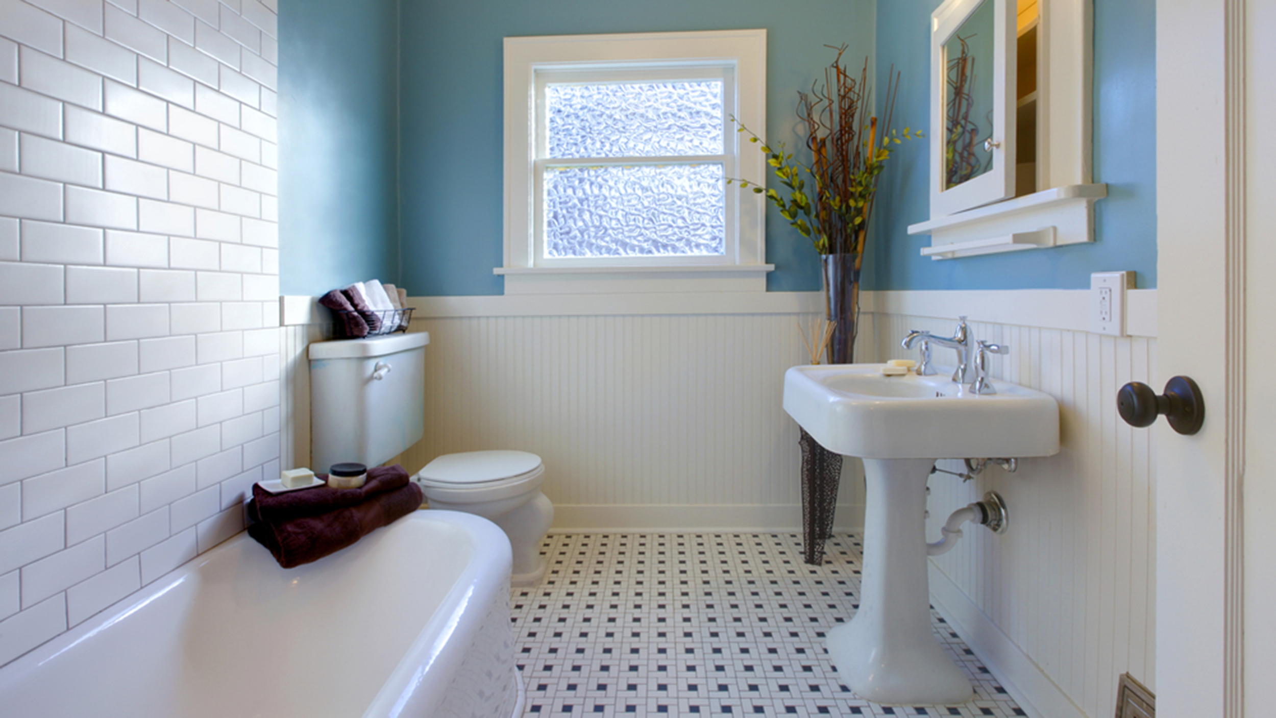 You Don't Need to Perform a Total Renovation to Give Your Bathroom New Life!