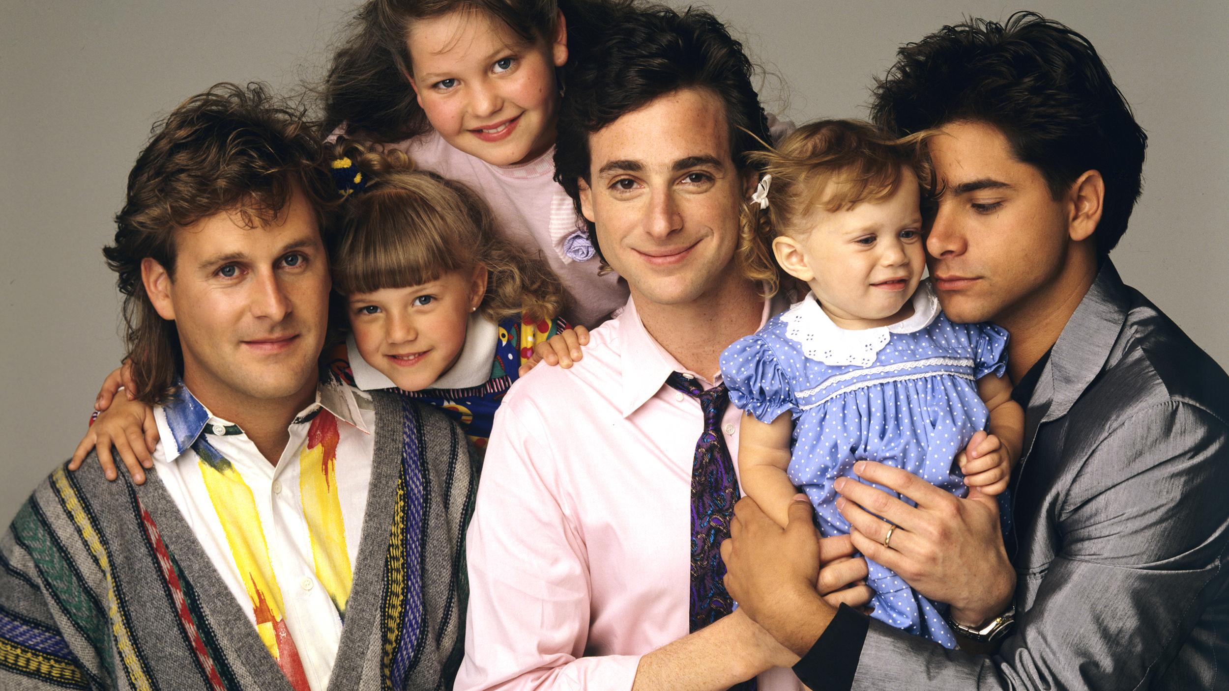 John Stamos on Fuller House cast We never stopped loving each