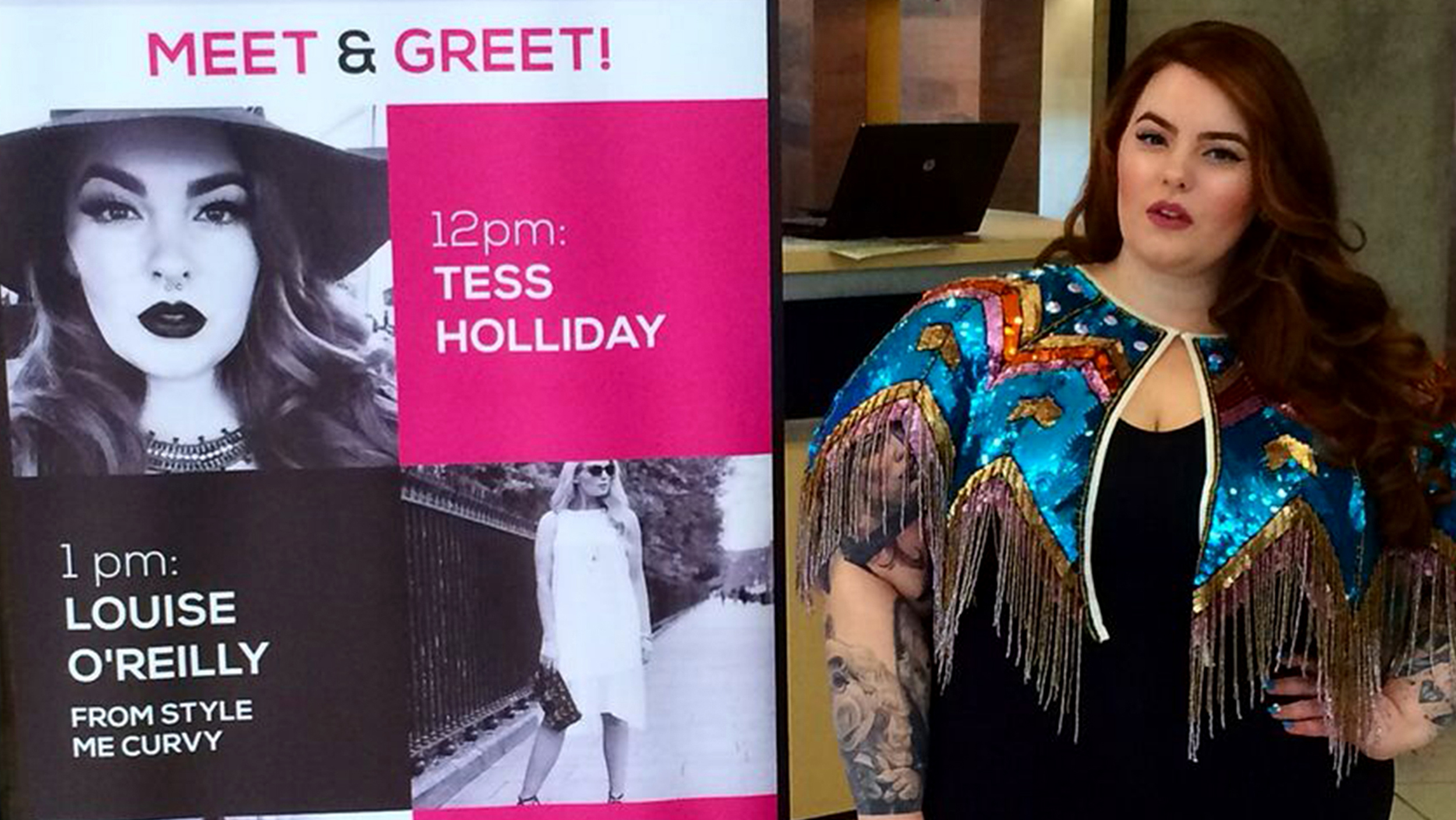 Look - Holliday tess delves into design video