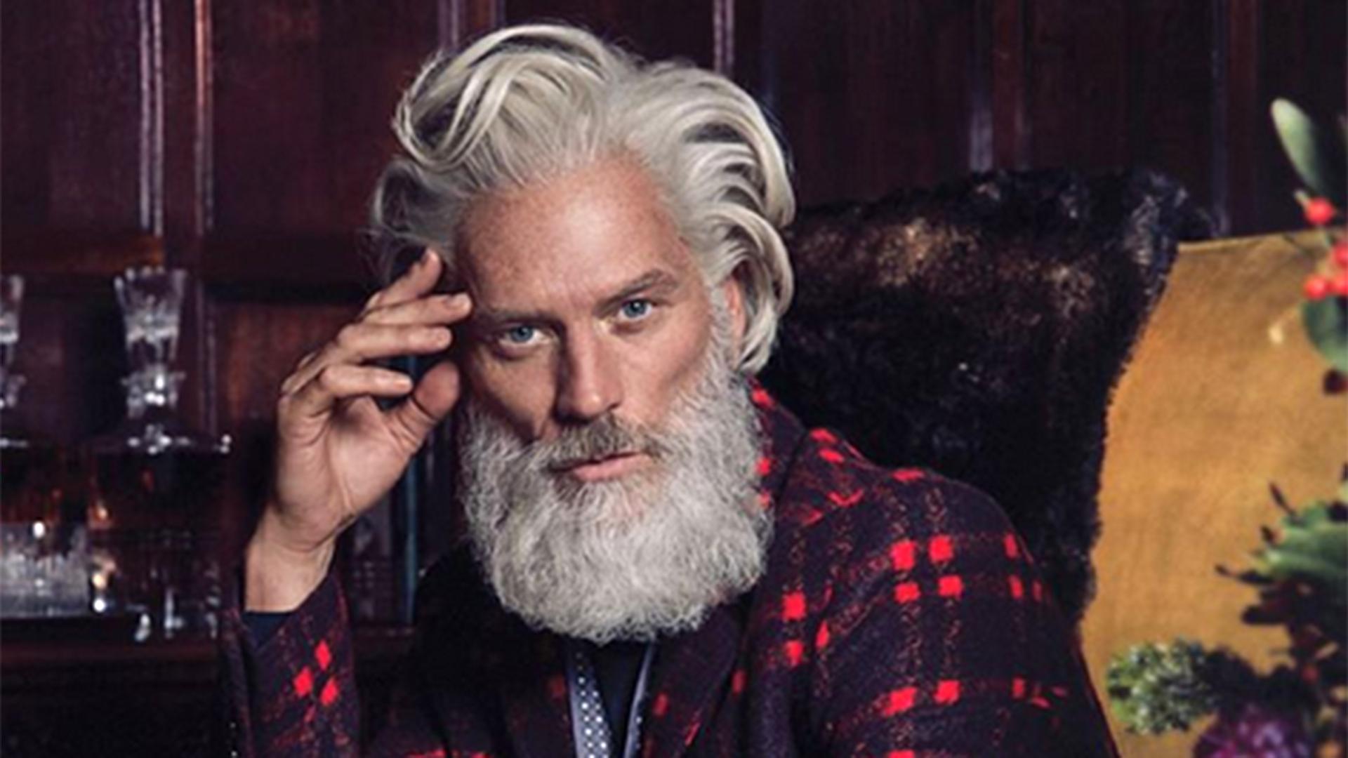 Fashion Santa\u0027 Paul Mason causes a stir in Mexico with \u0027Mr