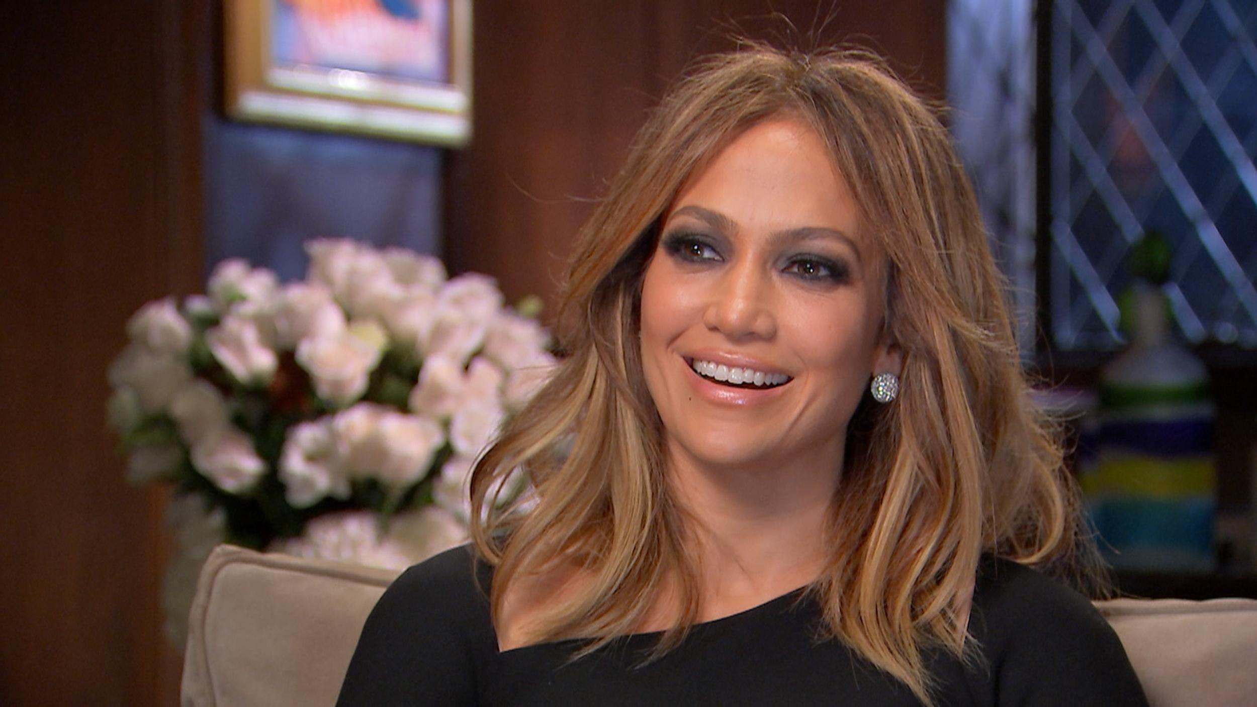 Jennifer Lopez: Jennifer Lopez Talks Twins Max And Emme: 'They Just Made