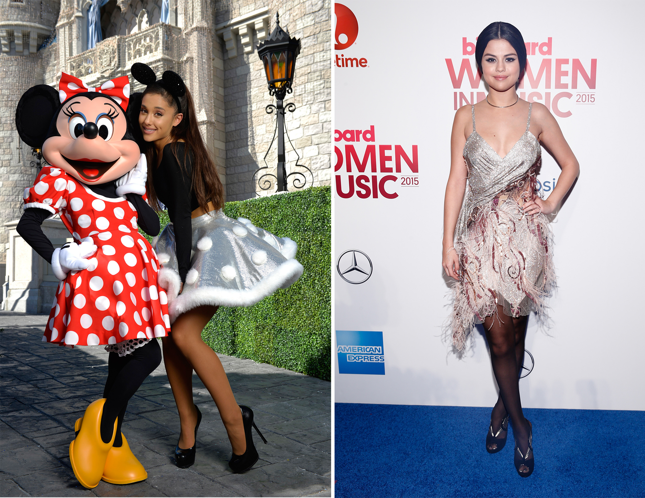 Grande stockings ariana Ariana Grande