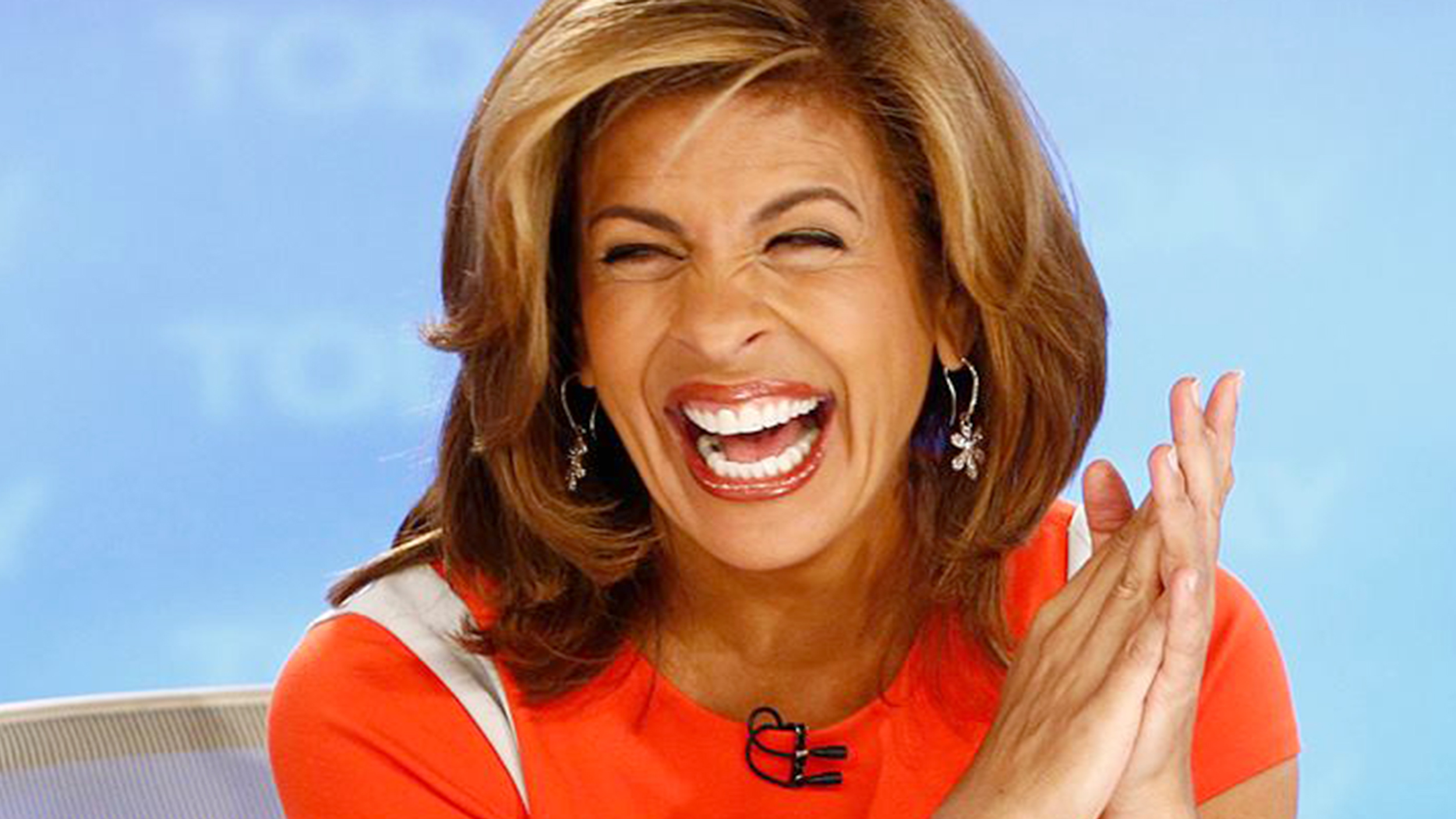 Hoda Kotb S 5 Unexpected Tips For Happiness Today Com