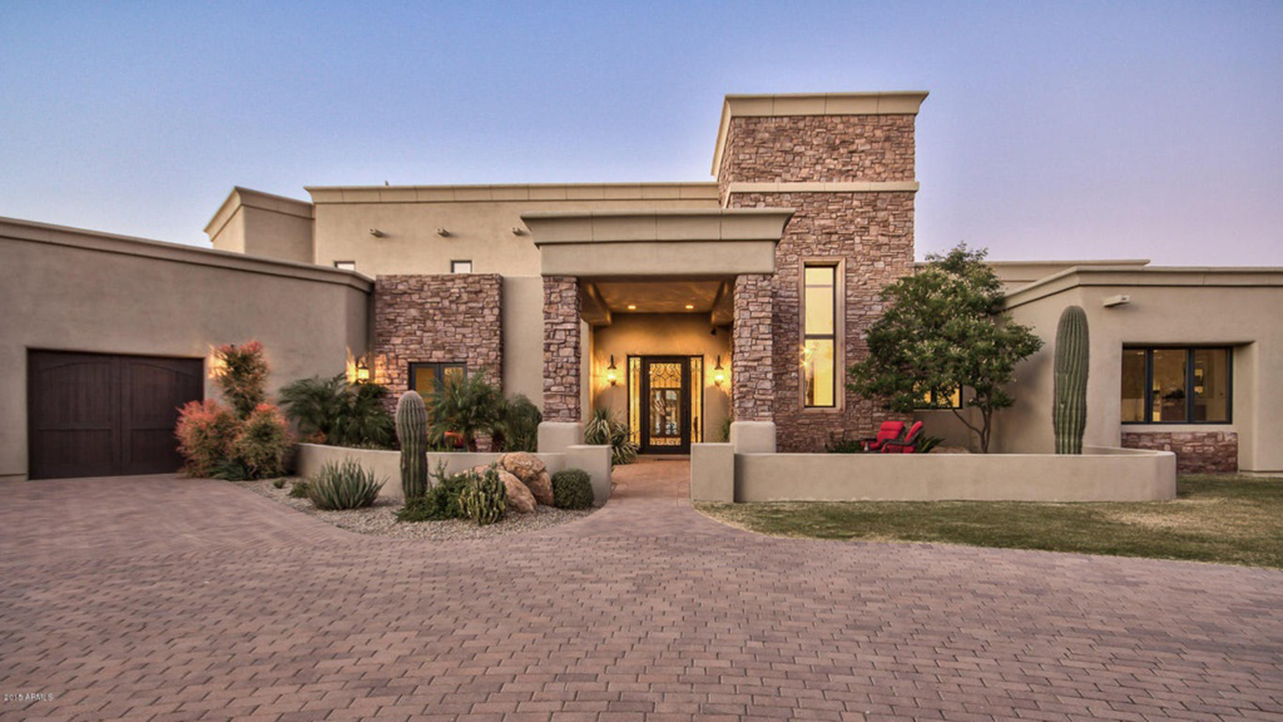Sarah Palin Is Selling Her Equestrian Arizona Home Take