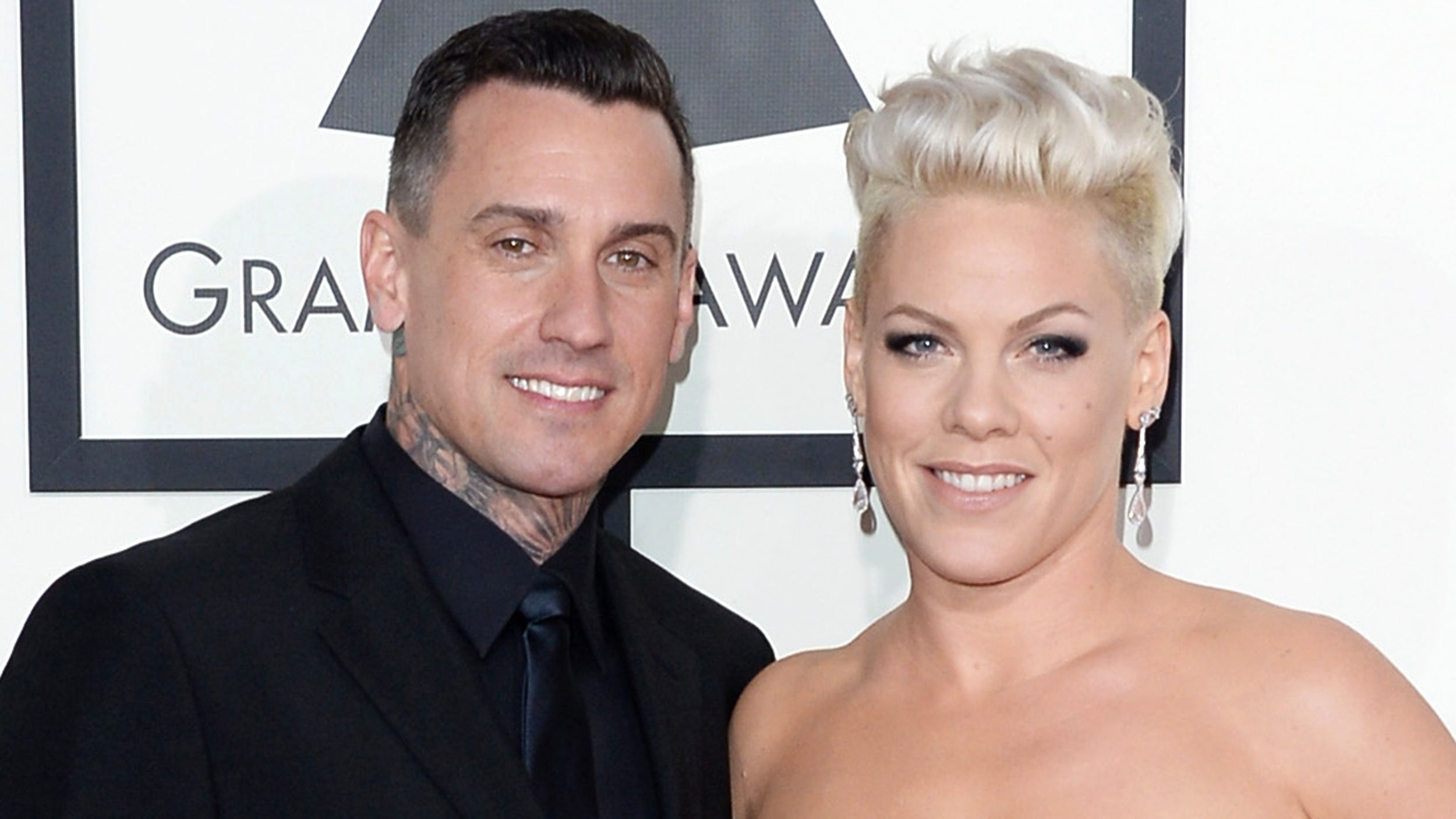 Image result for Pink and Carey Hart