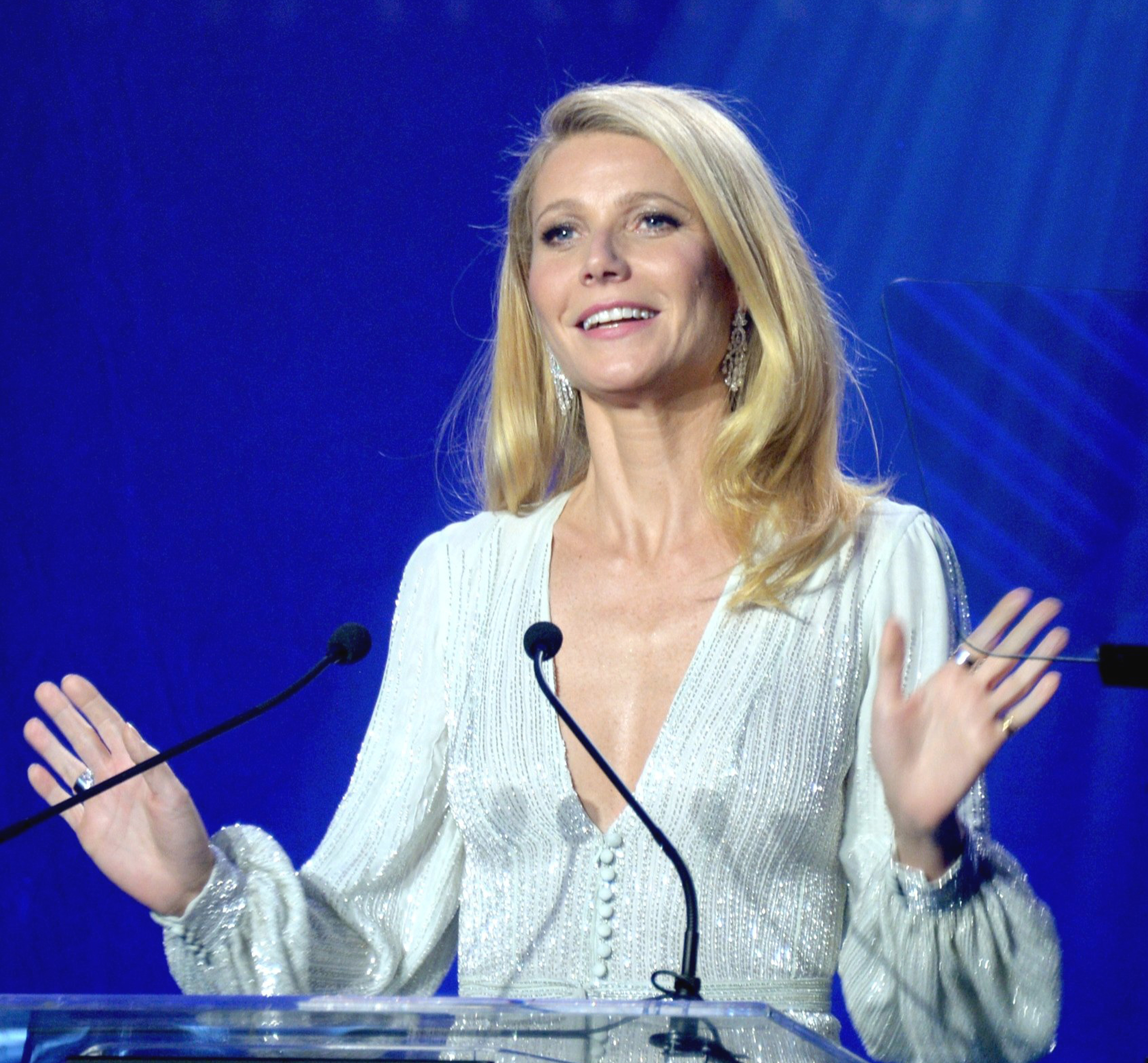 Gwyneth Paltrow's Goop Accused of 'Deceptive' Health Claims