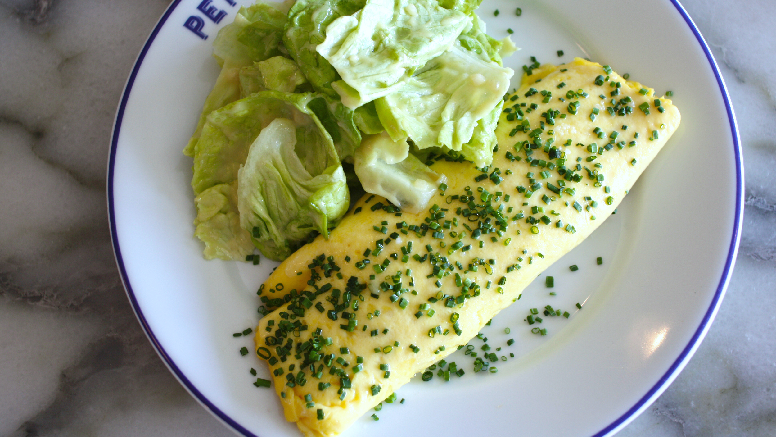 Ludo Lefebvre S Perfect French Omelet Today Com